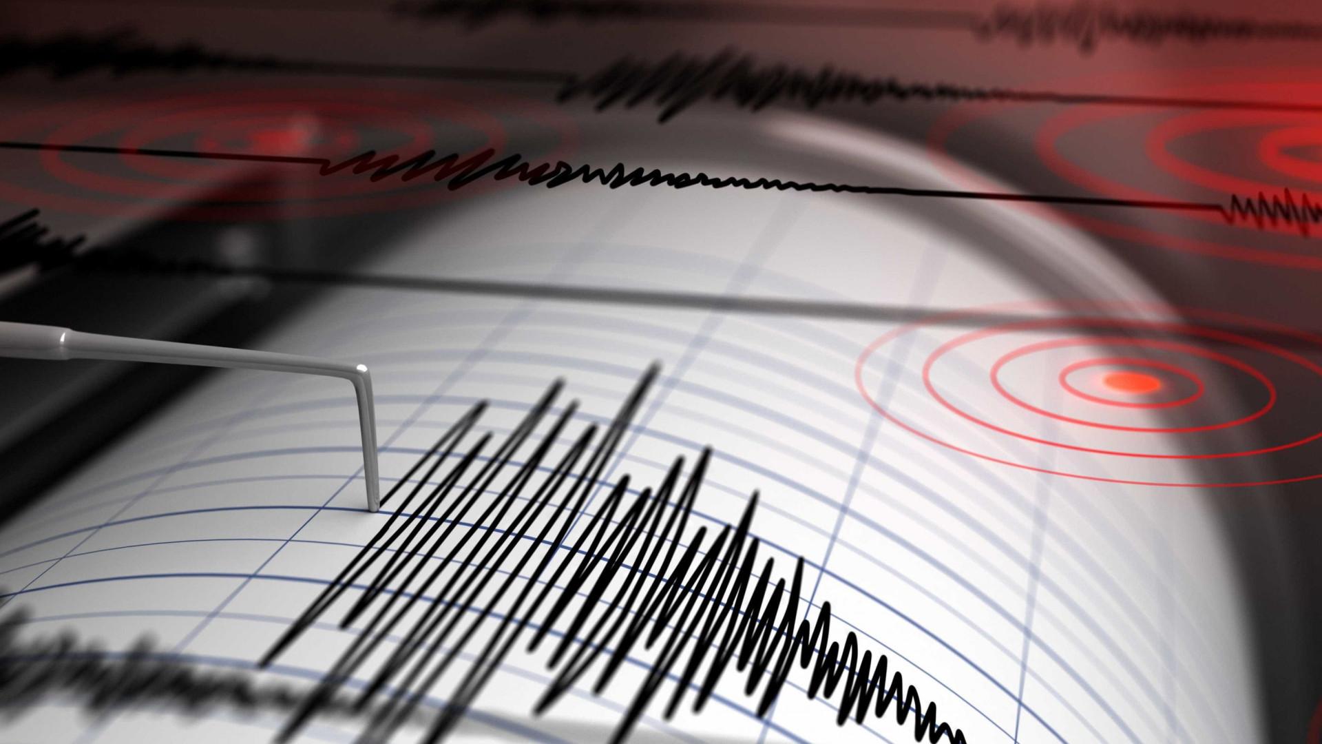Sismo de magnitude 5,3 atinge o Chile