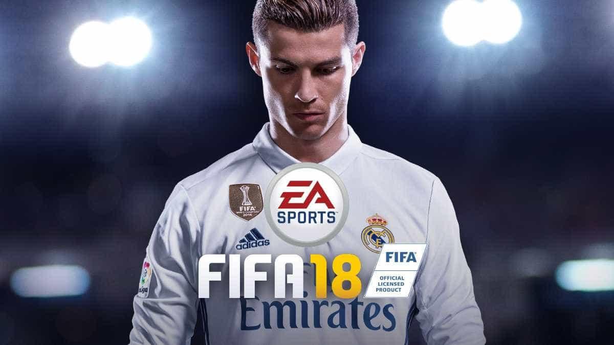 FIFA 18 está disponível de graça, mas é preciso correr para aproveitar