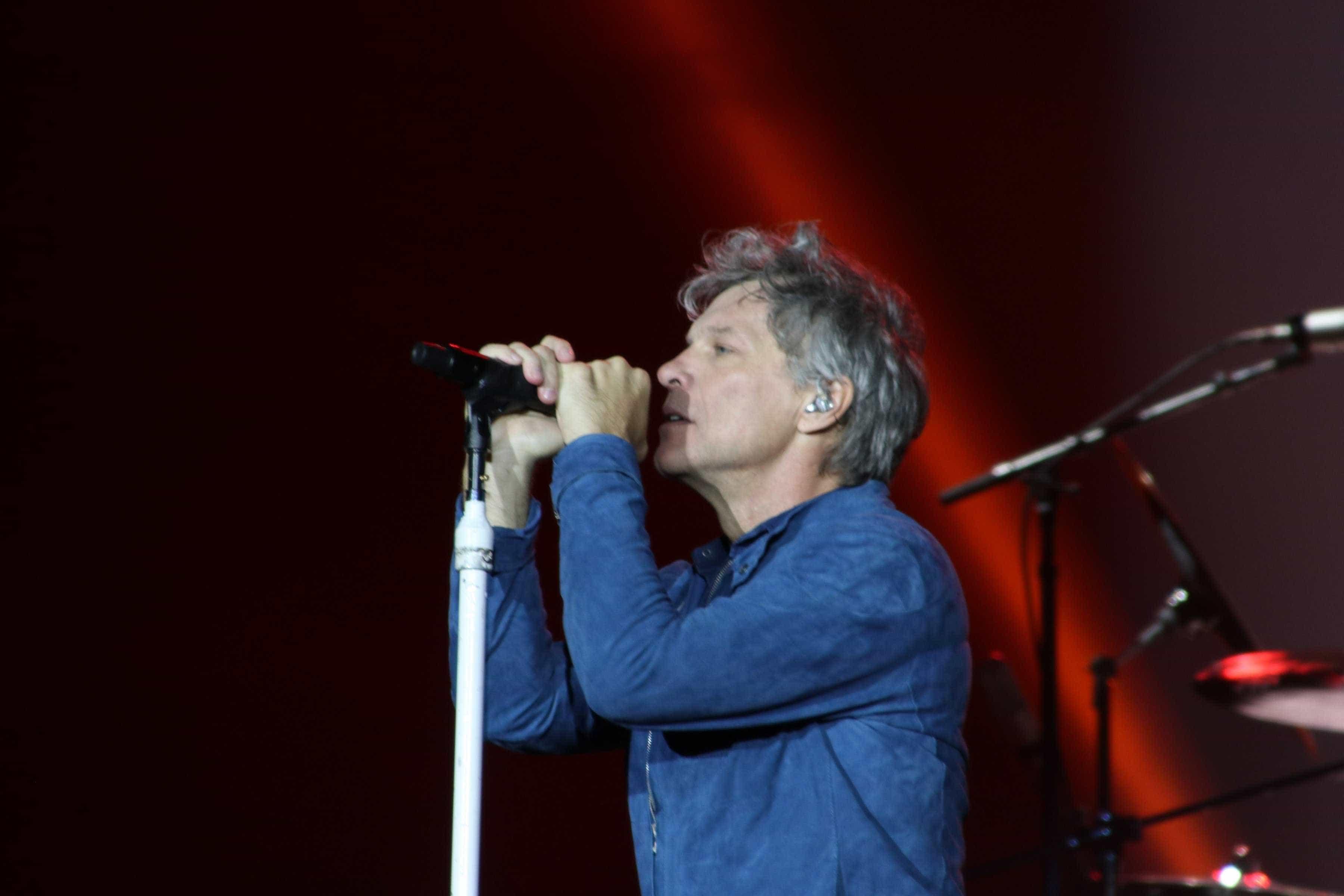 Bon Jovi volta ao Brasil para show no Rock in Rio 2019