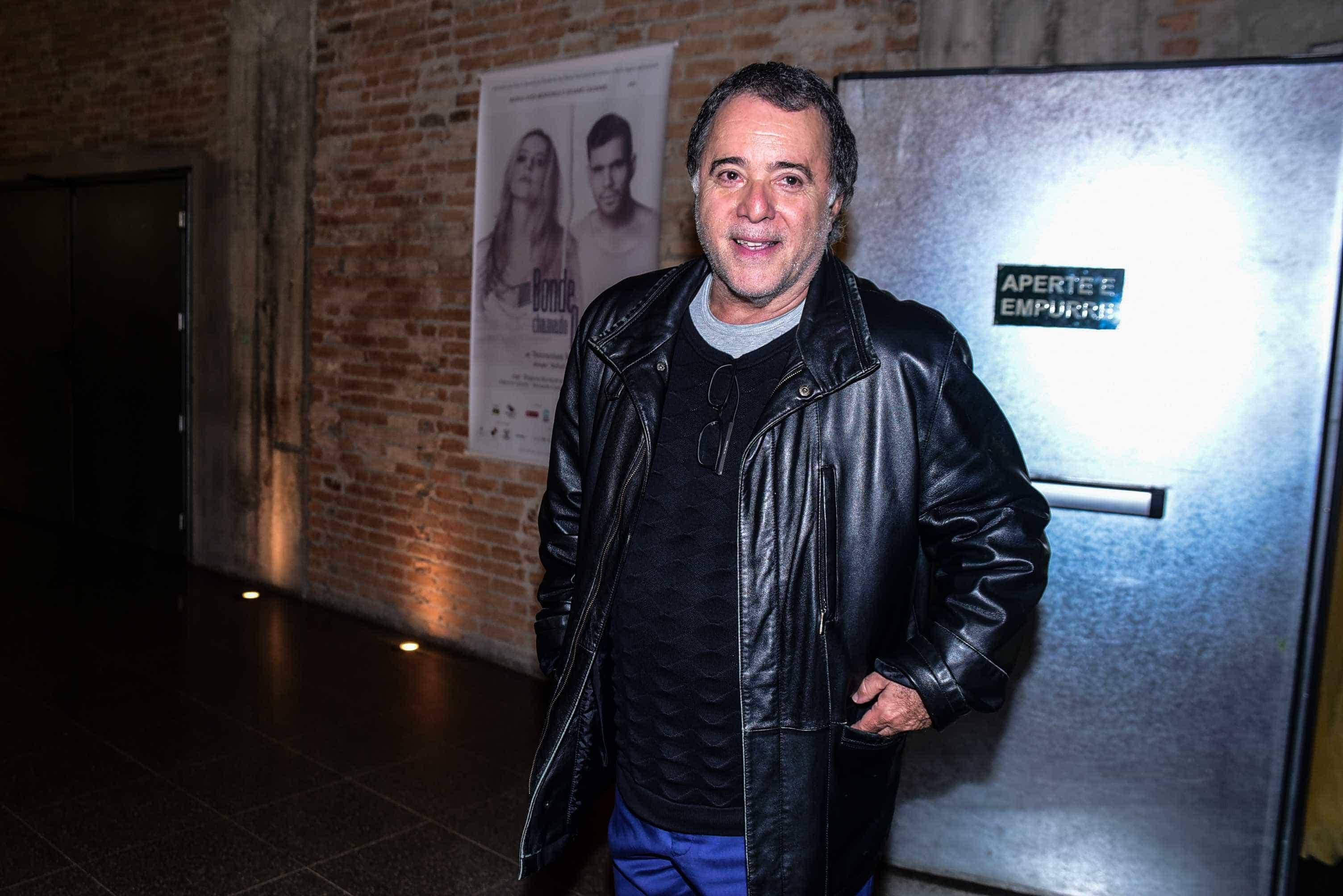 'Não uso a minha notoriedade para fazer política', diz Tony Ramos