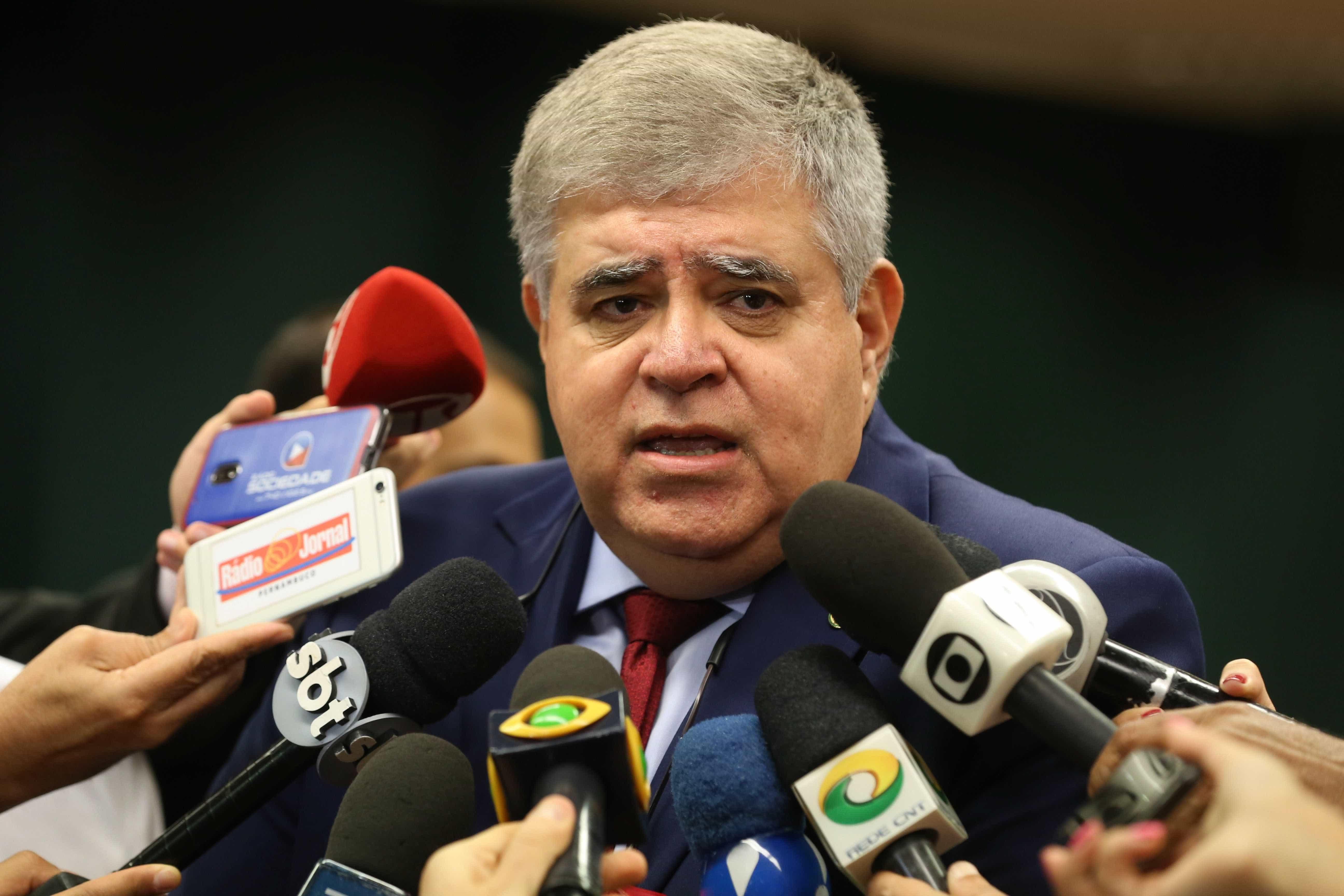 Temer tem todas as condições de disputar reeleição, diz Marun