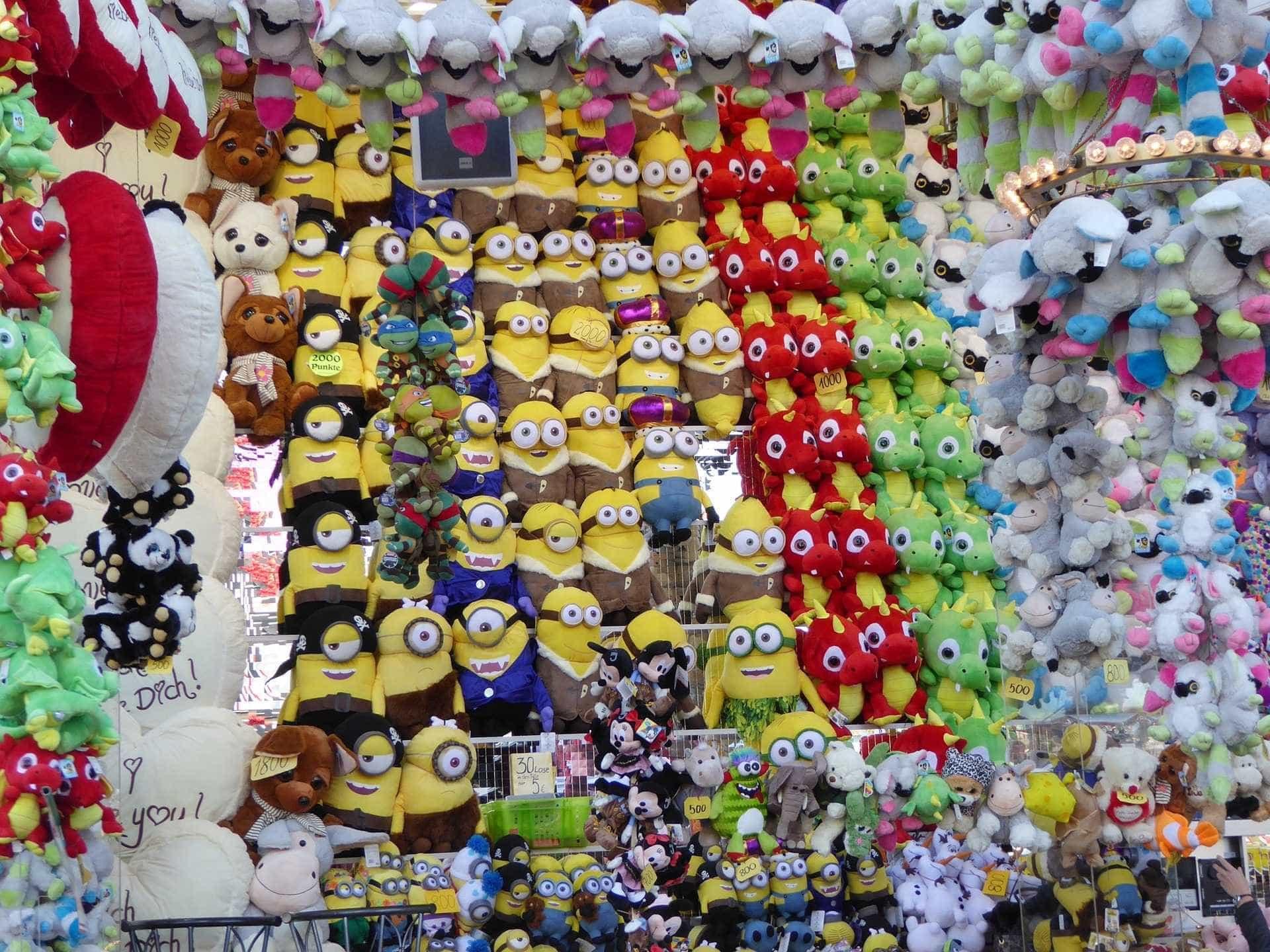 1/3 de quem pretende comprar no Dia da Criança está inadimplente