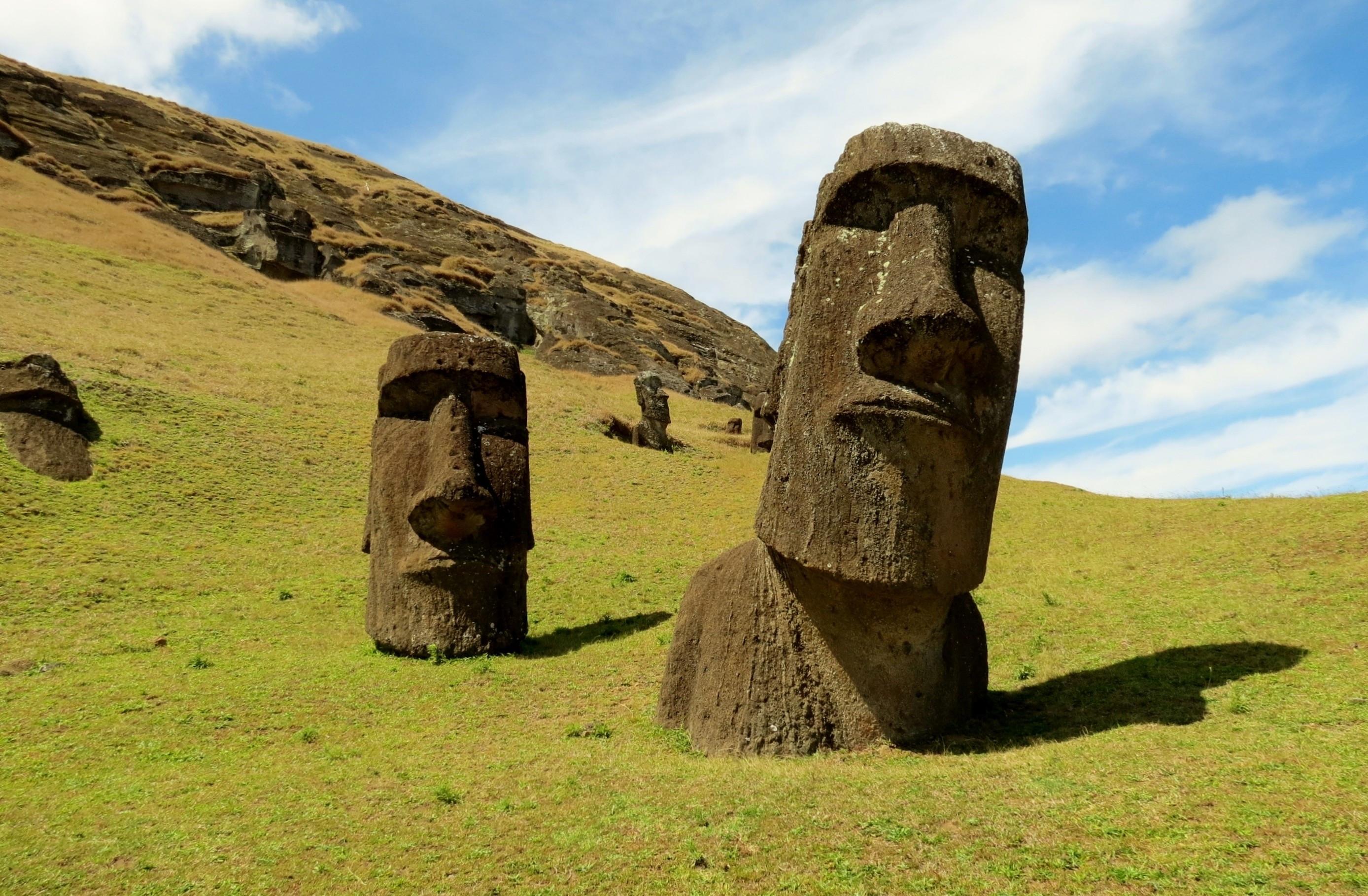 Descubra os segredos dos mais famosos monumentos do mundo