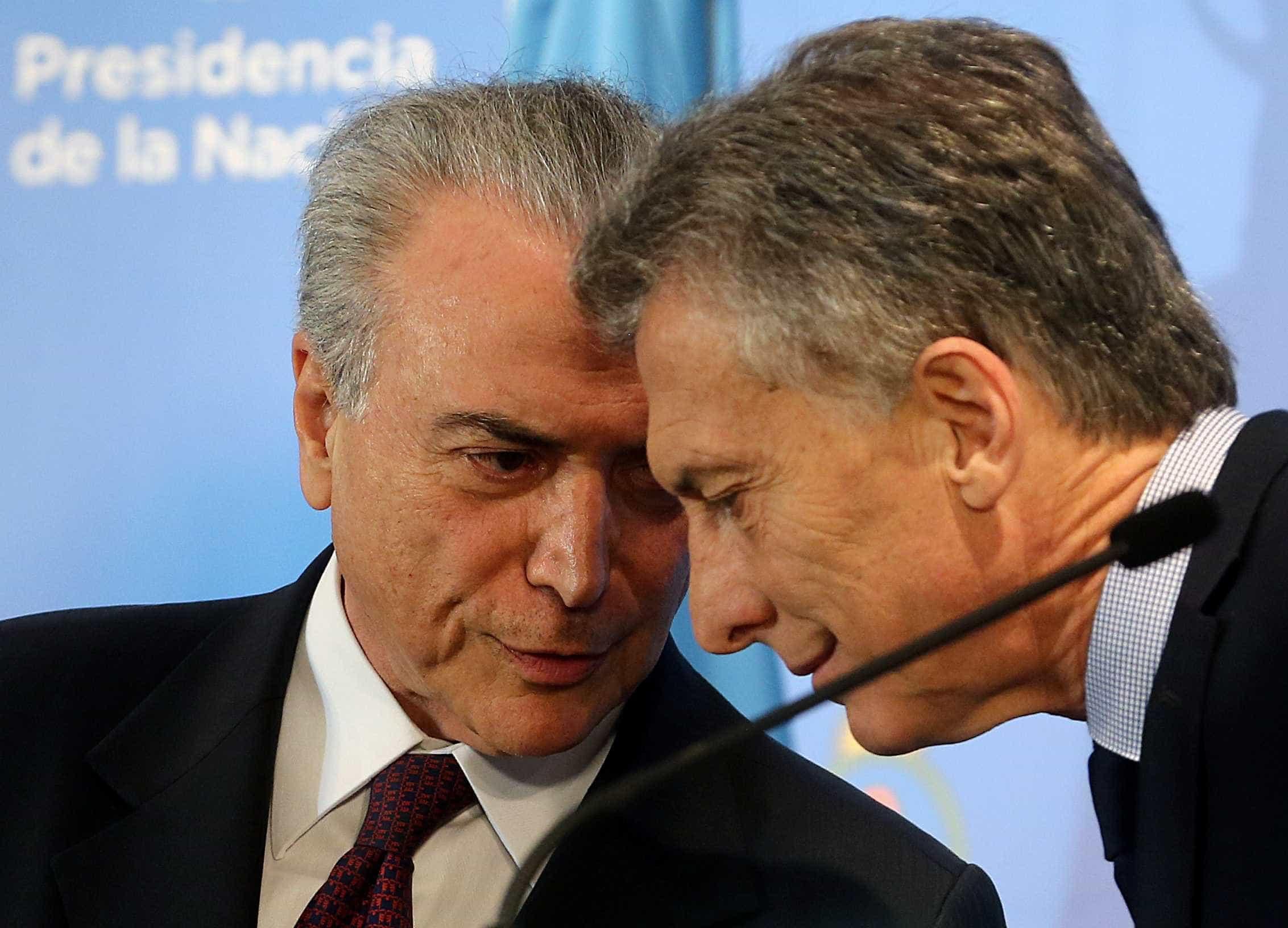 Crise argentina deixa Brasil sob alerta, dizdirigente da ABDI