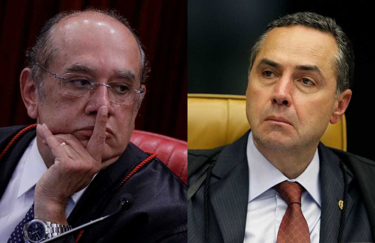 Sem trégua: Gilmar e Barroso voltam a trocar 'farpas'