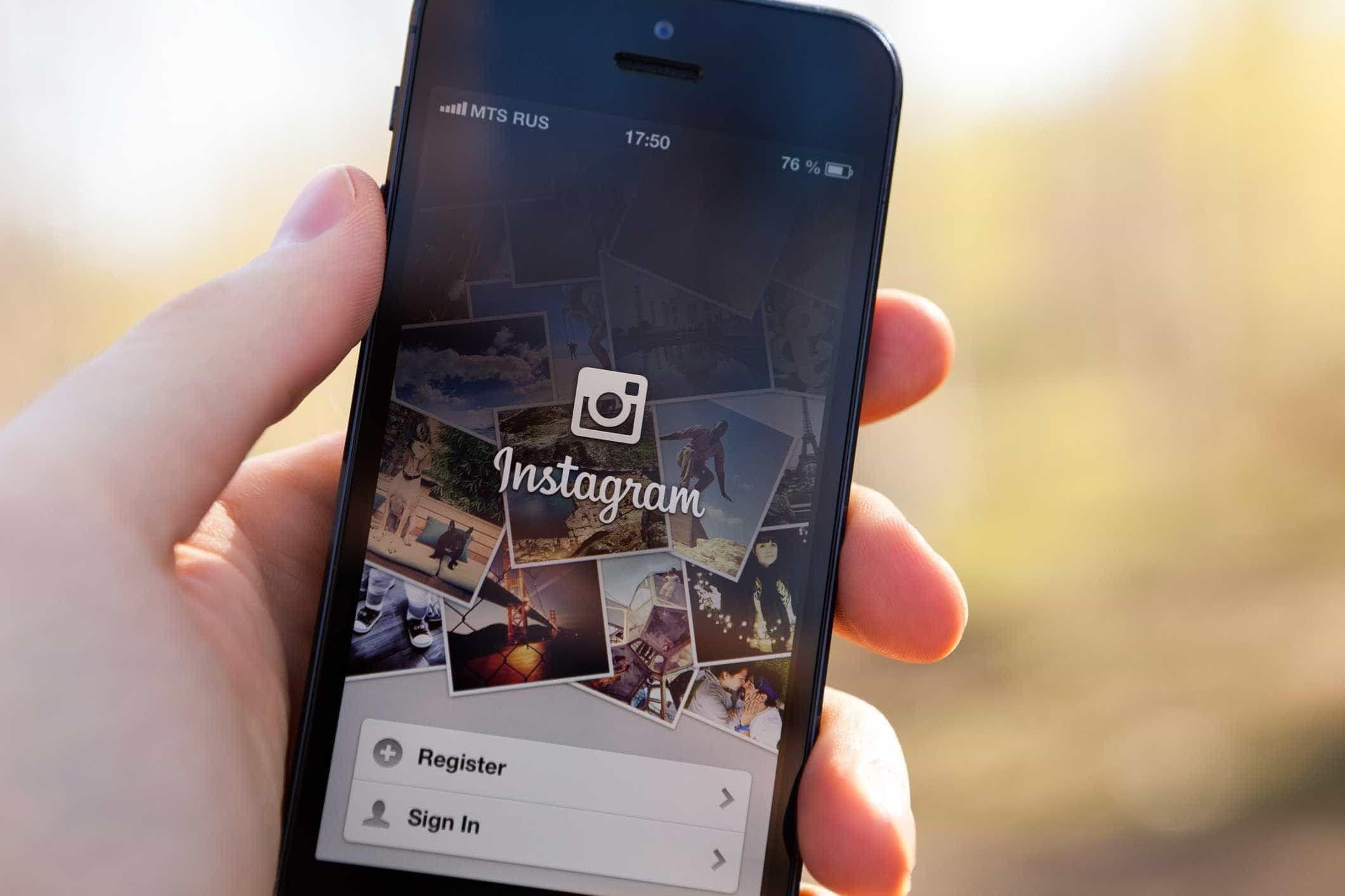 Como reduzir o consumo de dados móveis do Instagram