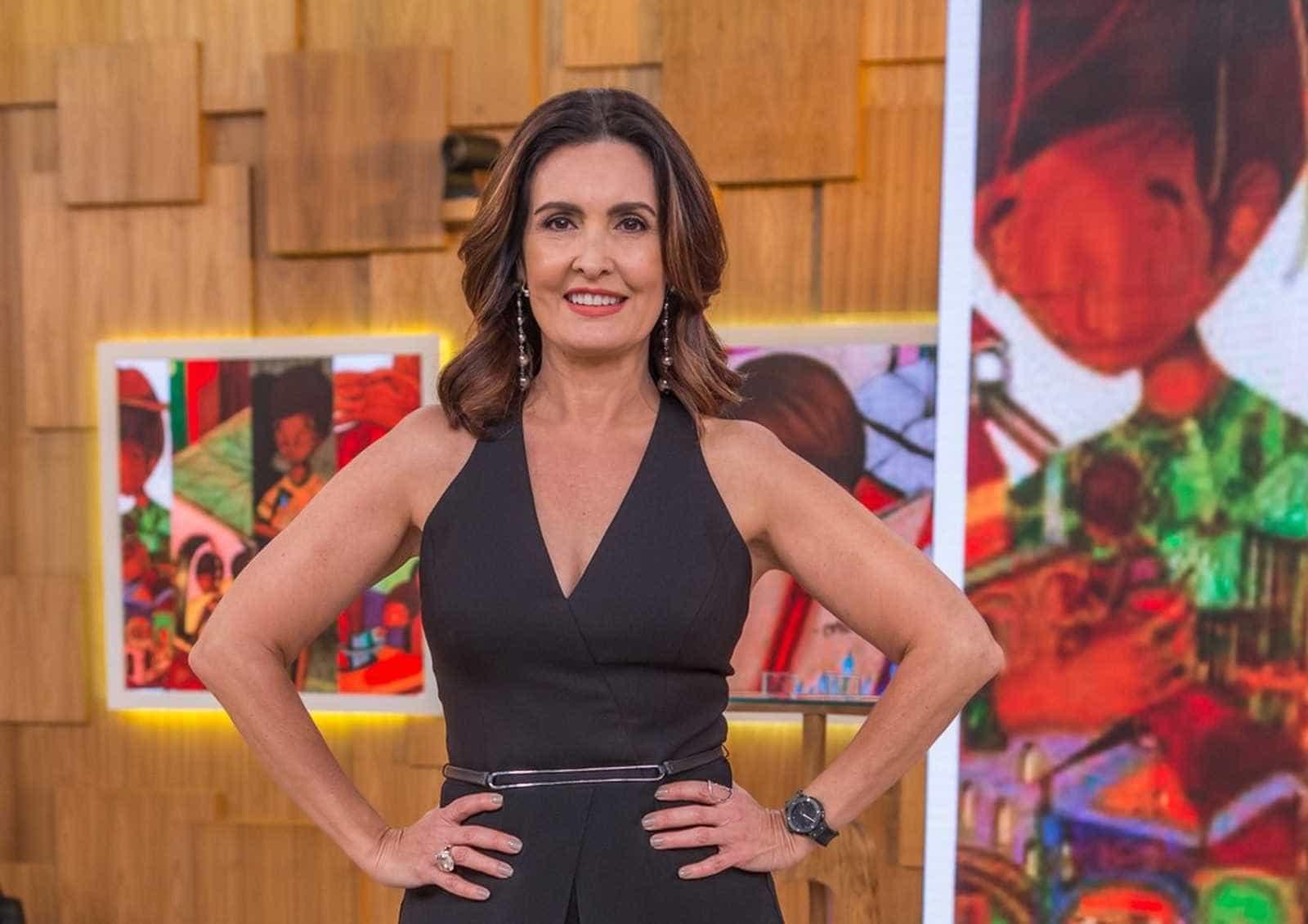 Fátima se assusta ao ser questionada sobre relação com Pernambuco