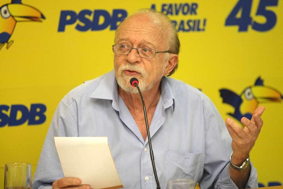 Sem celebração, PSDB completa 30 anos