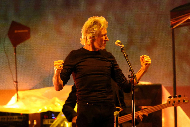 Show de Roger Waters em Brasília gera briga entre 'ele não' e 'ele sim'