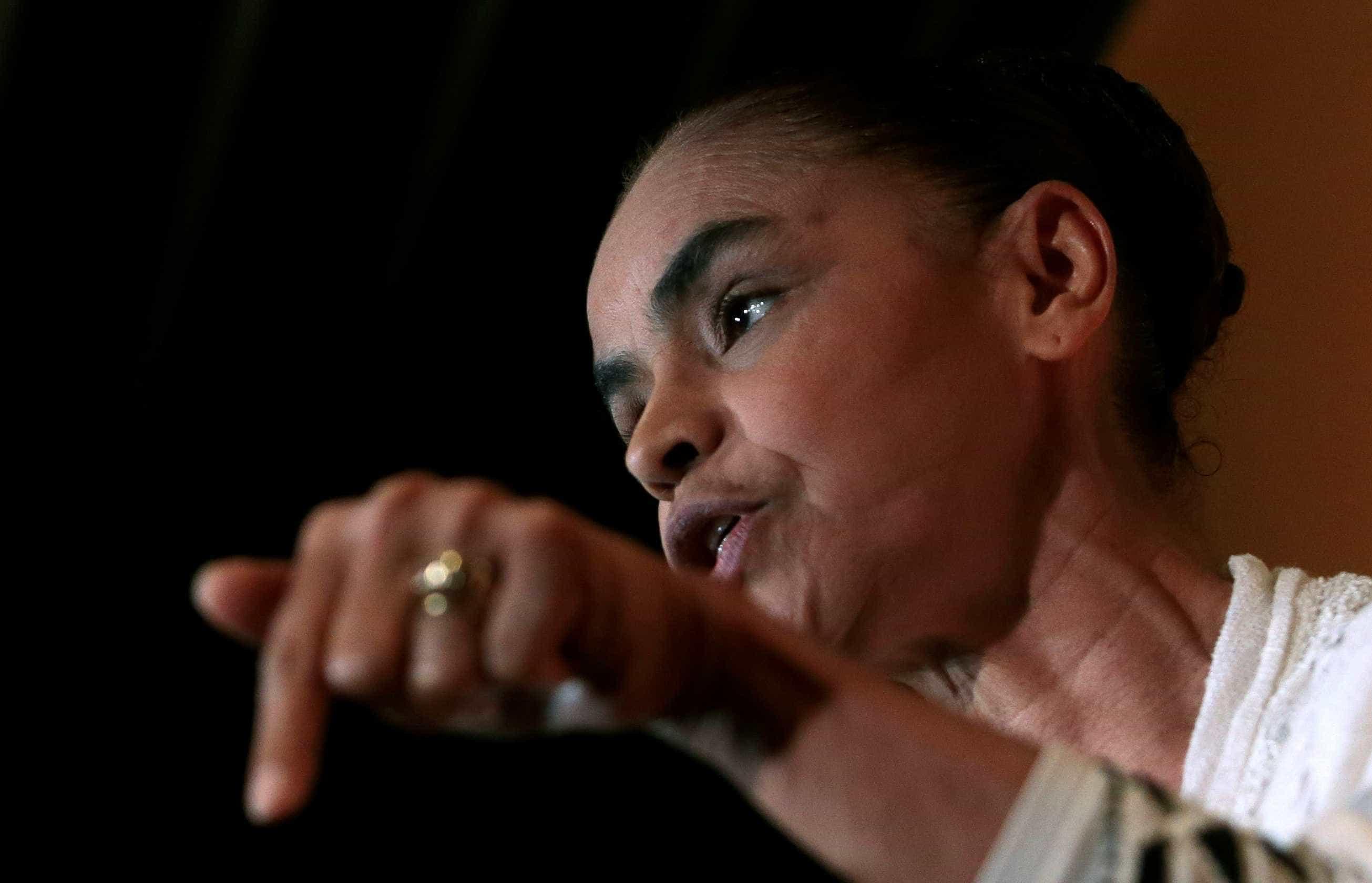 Eleição de 2014 foi uma fraude, afirma Marina Silva