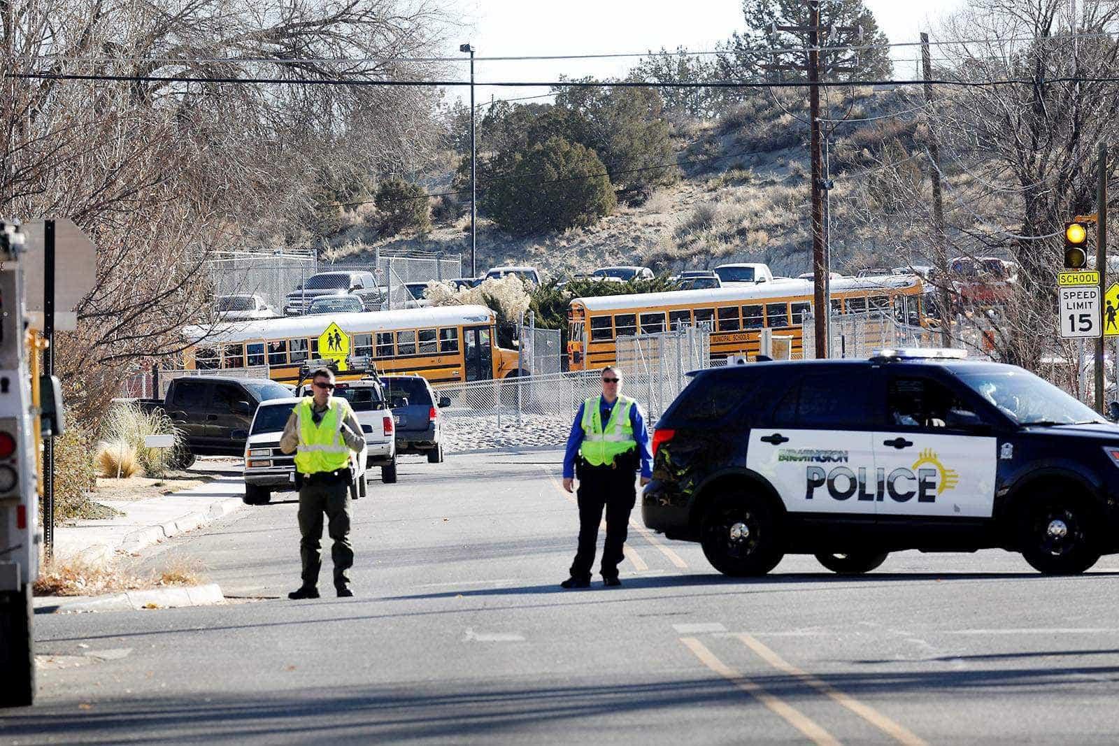 Atirador de escola no Novo México era aluno