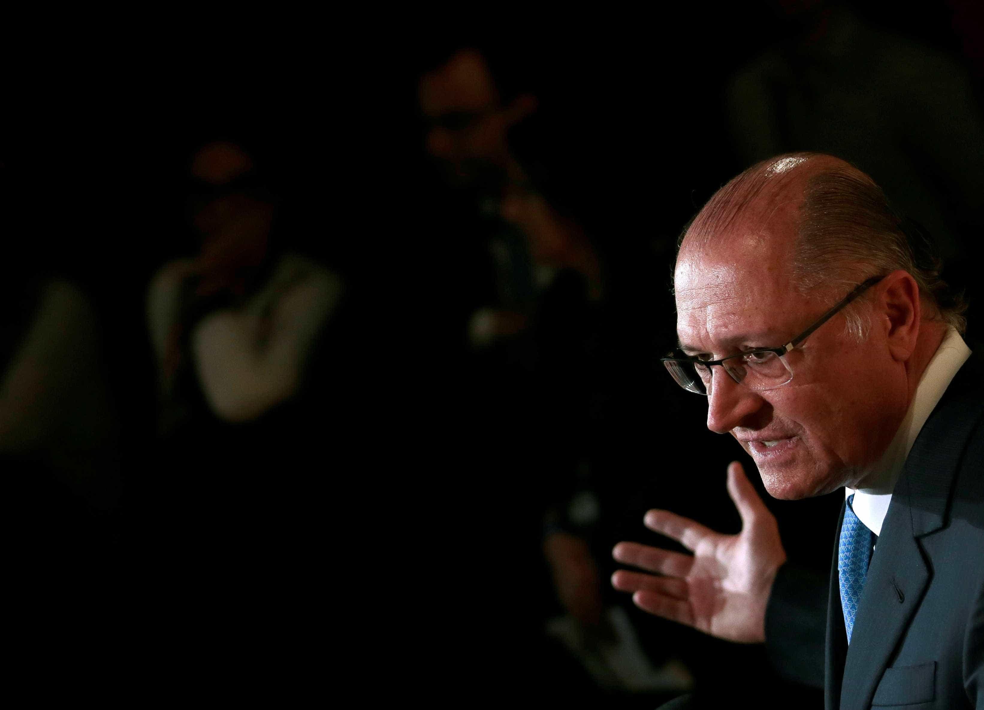 Para Alckmin, Anastasia é 'candidatura natural'a governo de Minas
