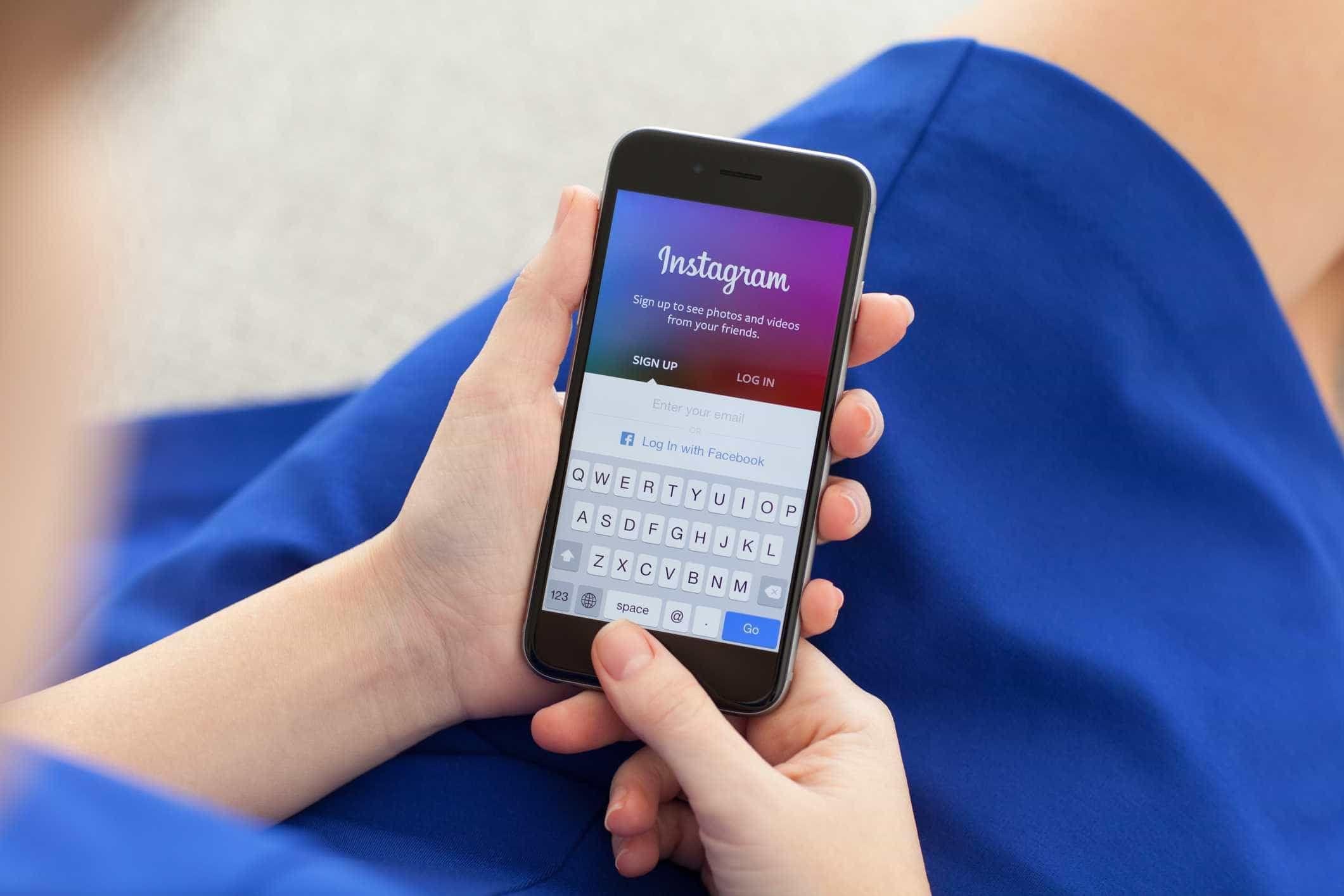 Instagram vai dividir sua localização com o Facebook