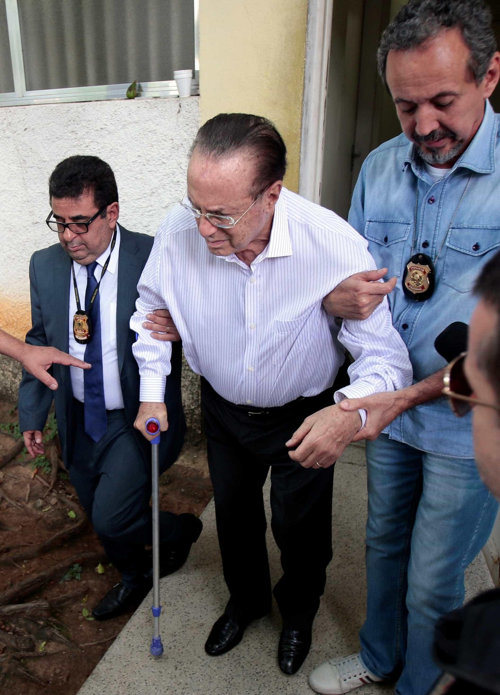 Laudo diz que Maluf pode cumprir pena na prisão