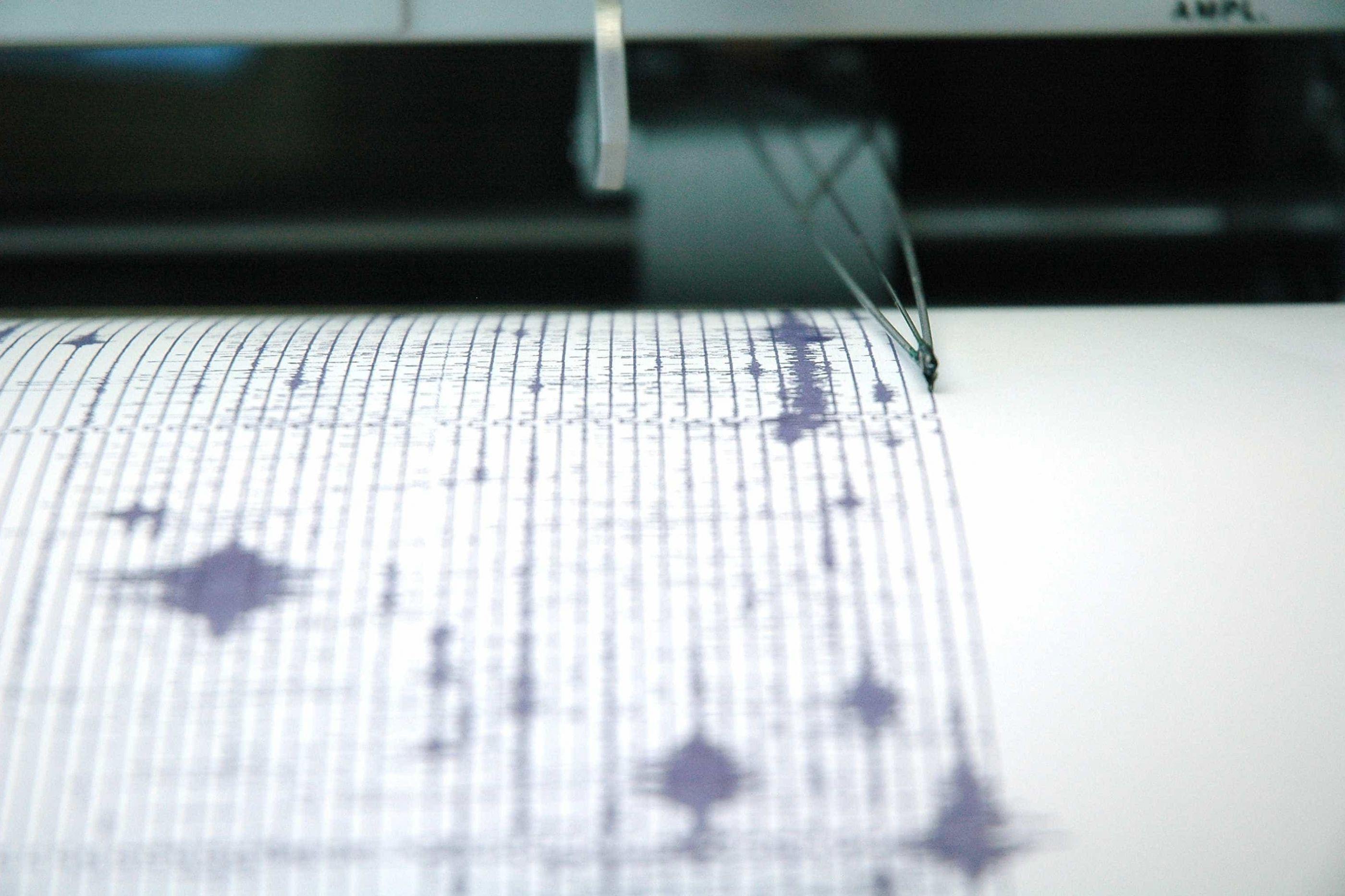 Grécia abalada por sismo de magnitude 6,8