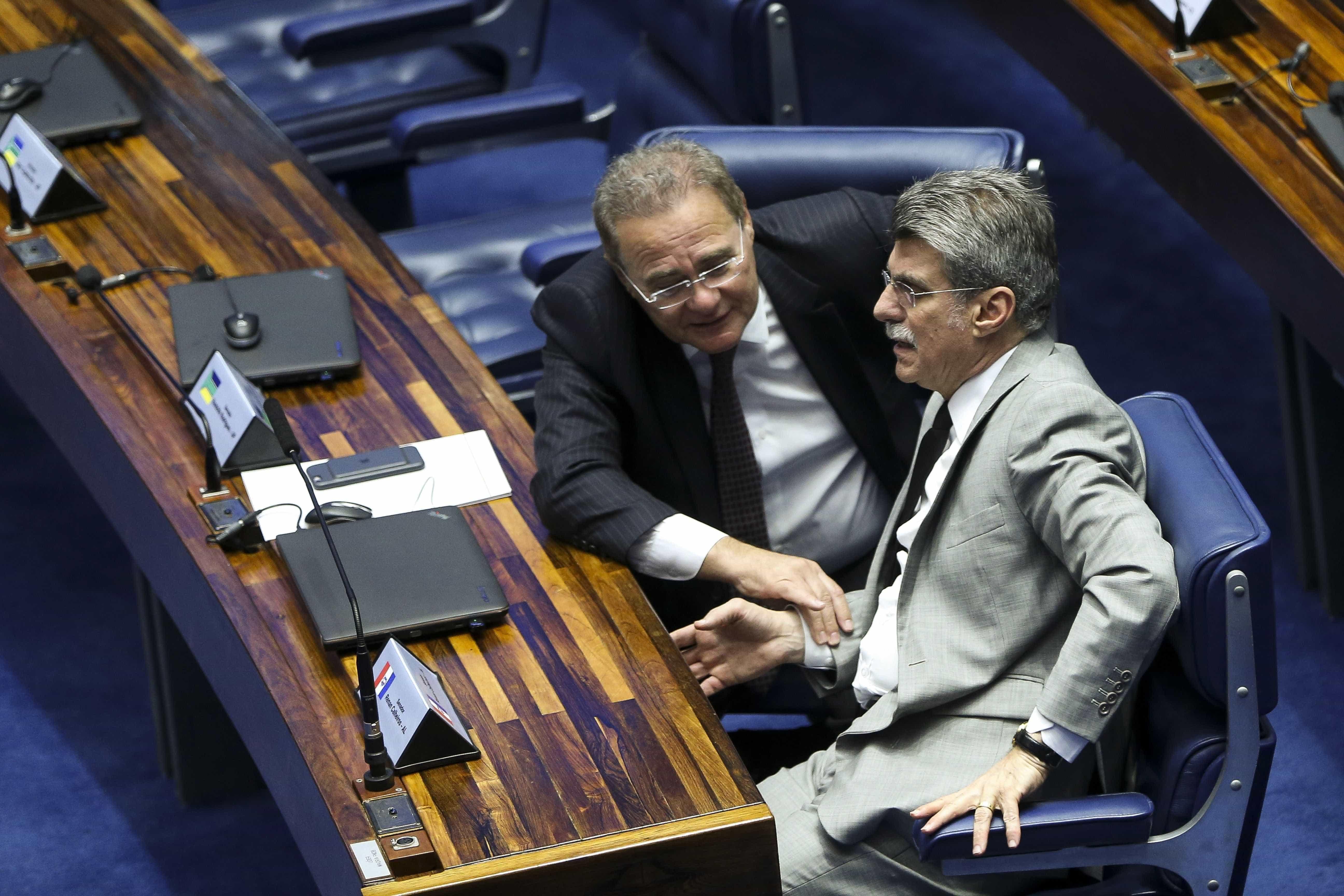 Fachin determina abertura de inquérito contra caciques do MDB no Senado