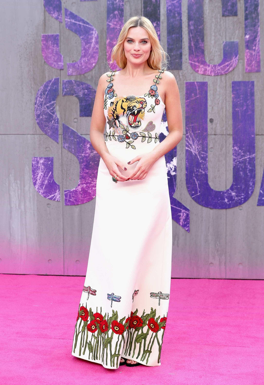 A beleza e elegância de Margot Robbie em fotos