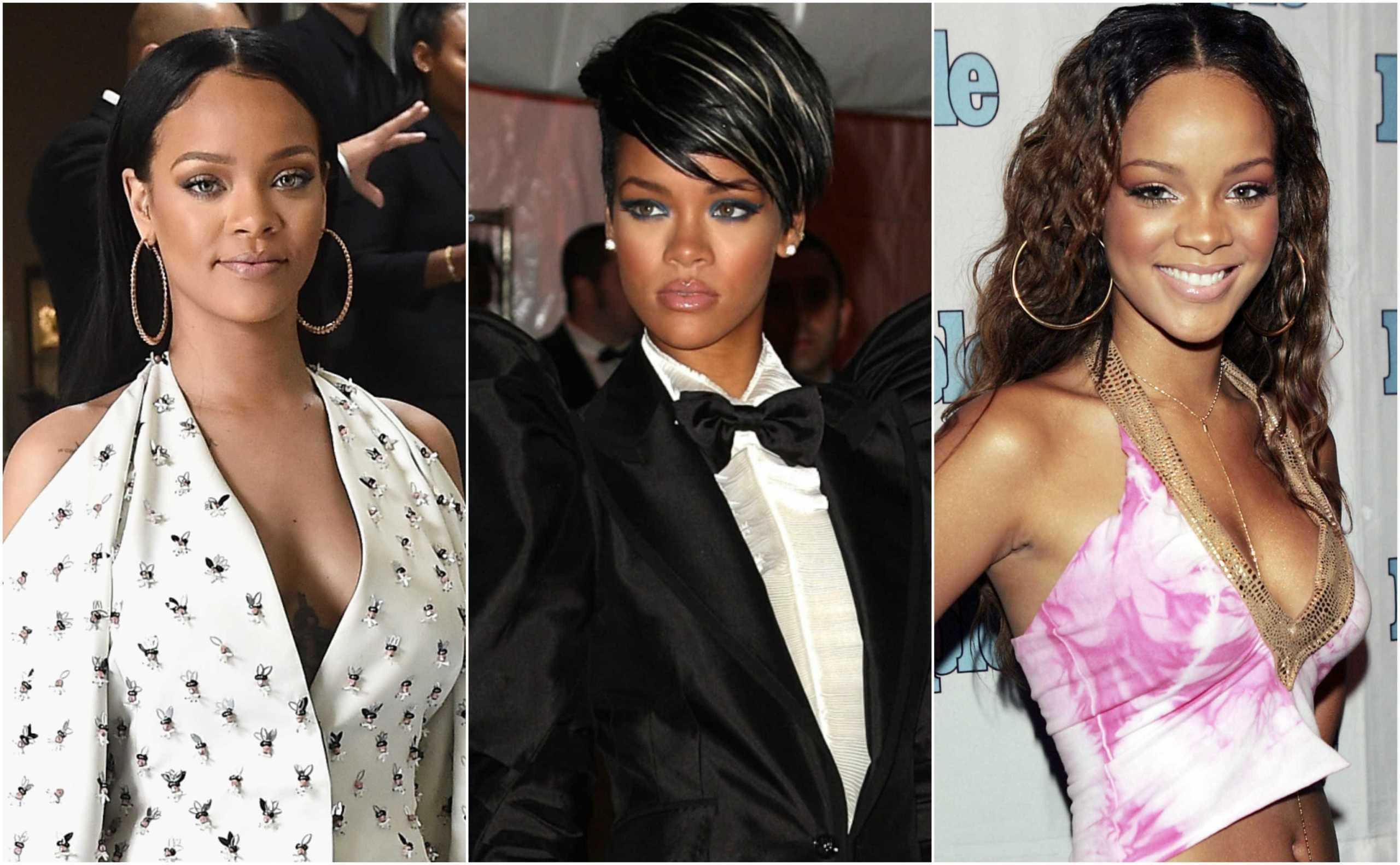 Rihanna: a evolução do estilo do ícone fashion