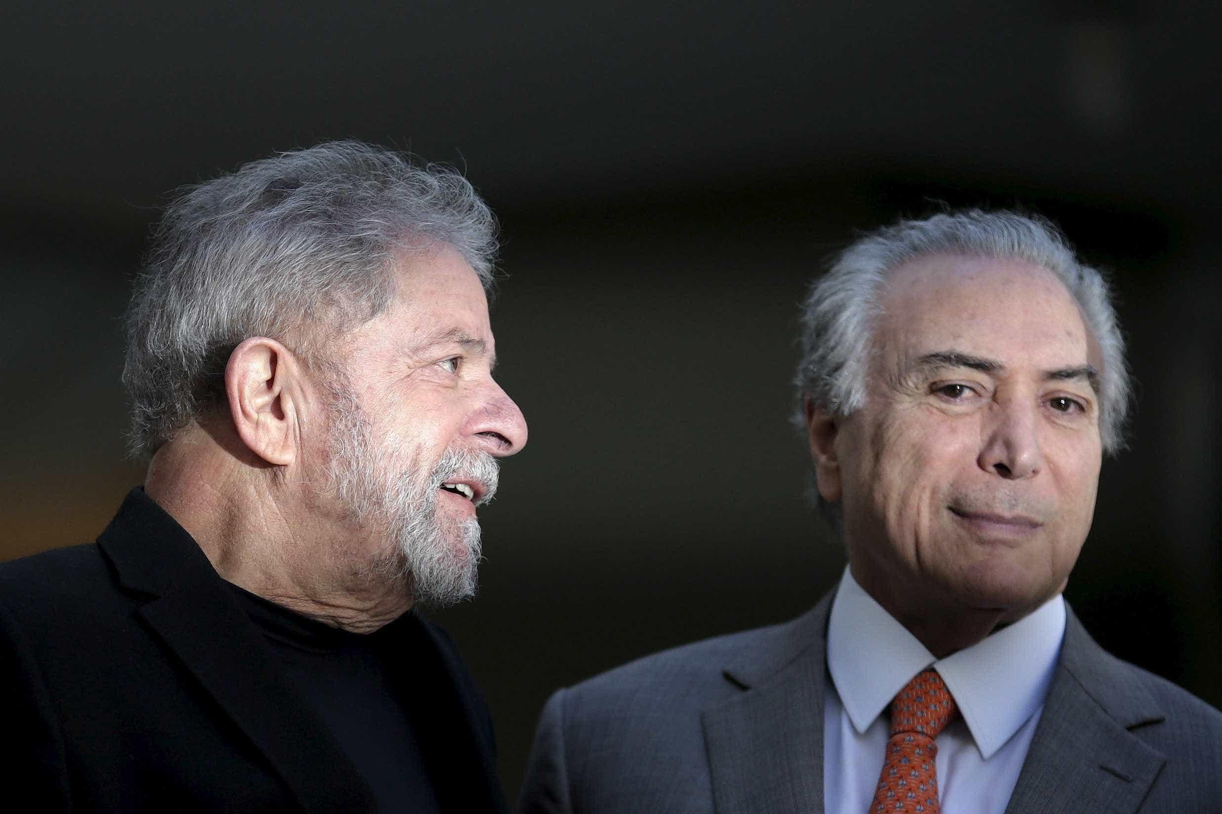 Temer torce por derrota de Lula nas urnas, não na Justiça