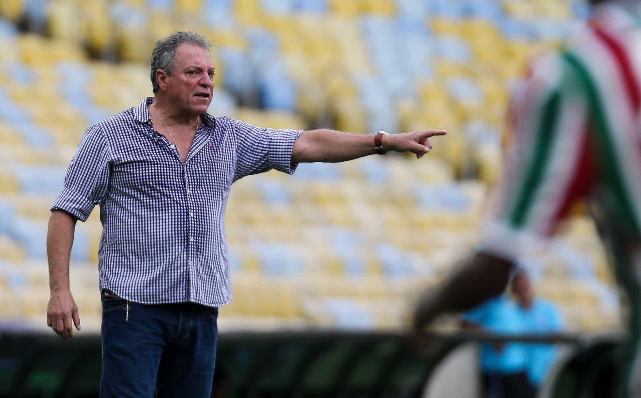 Abel rejeita ida ao Santos e indica preferência pelo Flamengo