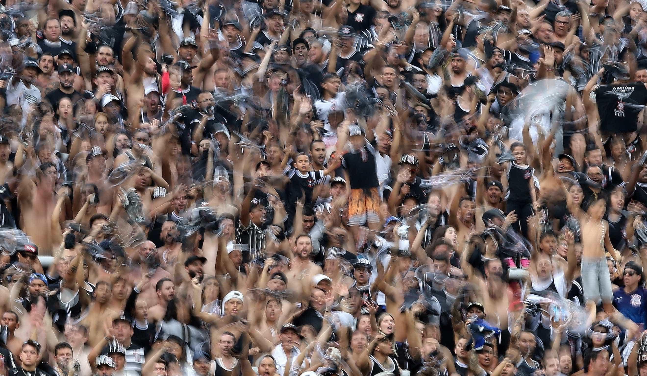 Corinthians recolherá camisa com tons de verde que revoltou torcida