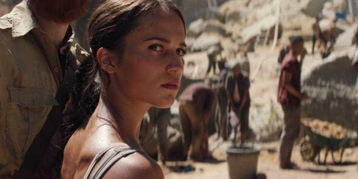 Tomb Raider: veja teaser inédito do filme que estreia em 2018