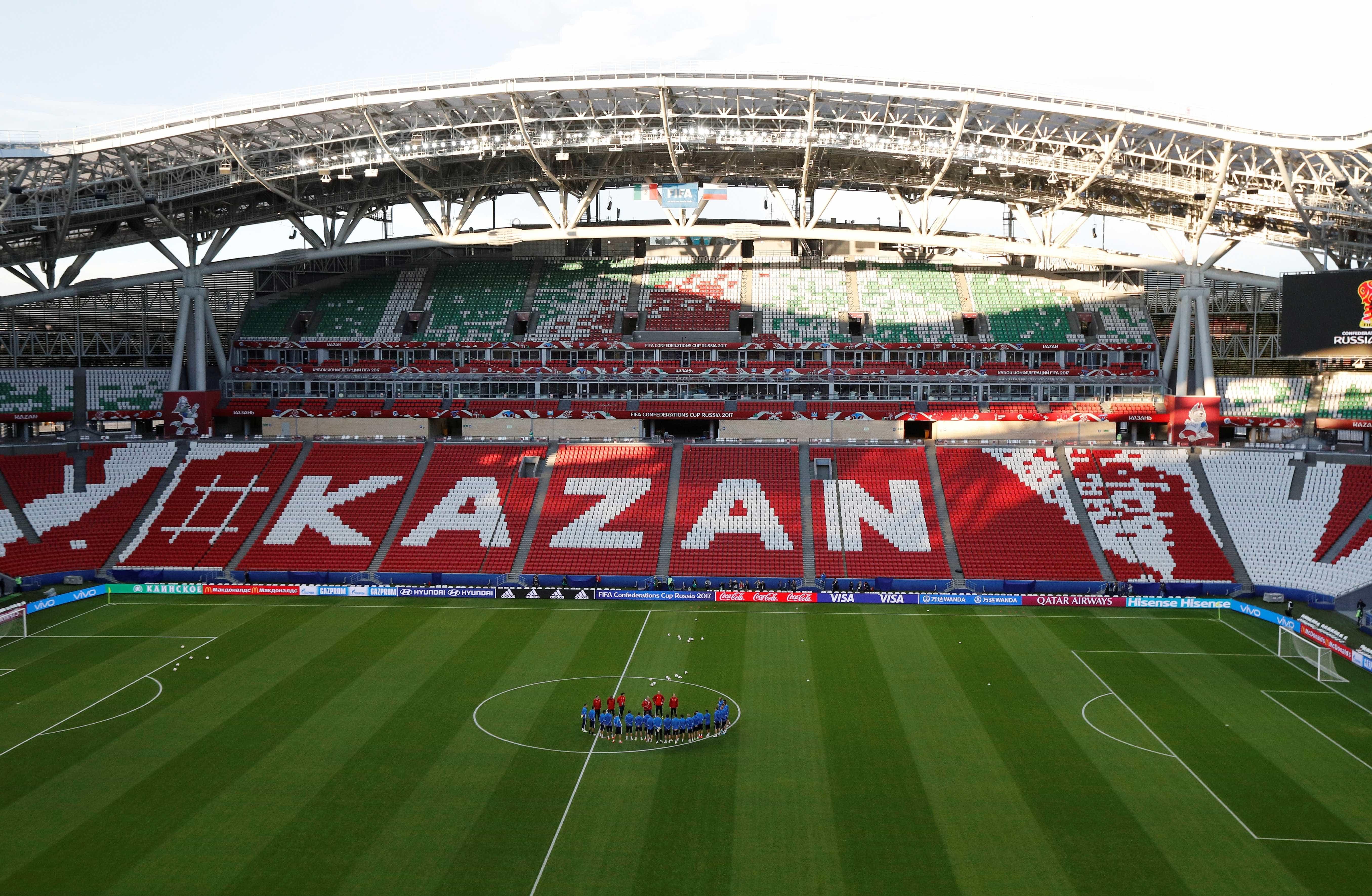 Conheça Kazan, sede da Copa da Rússia que abriga diversas religiões