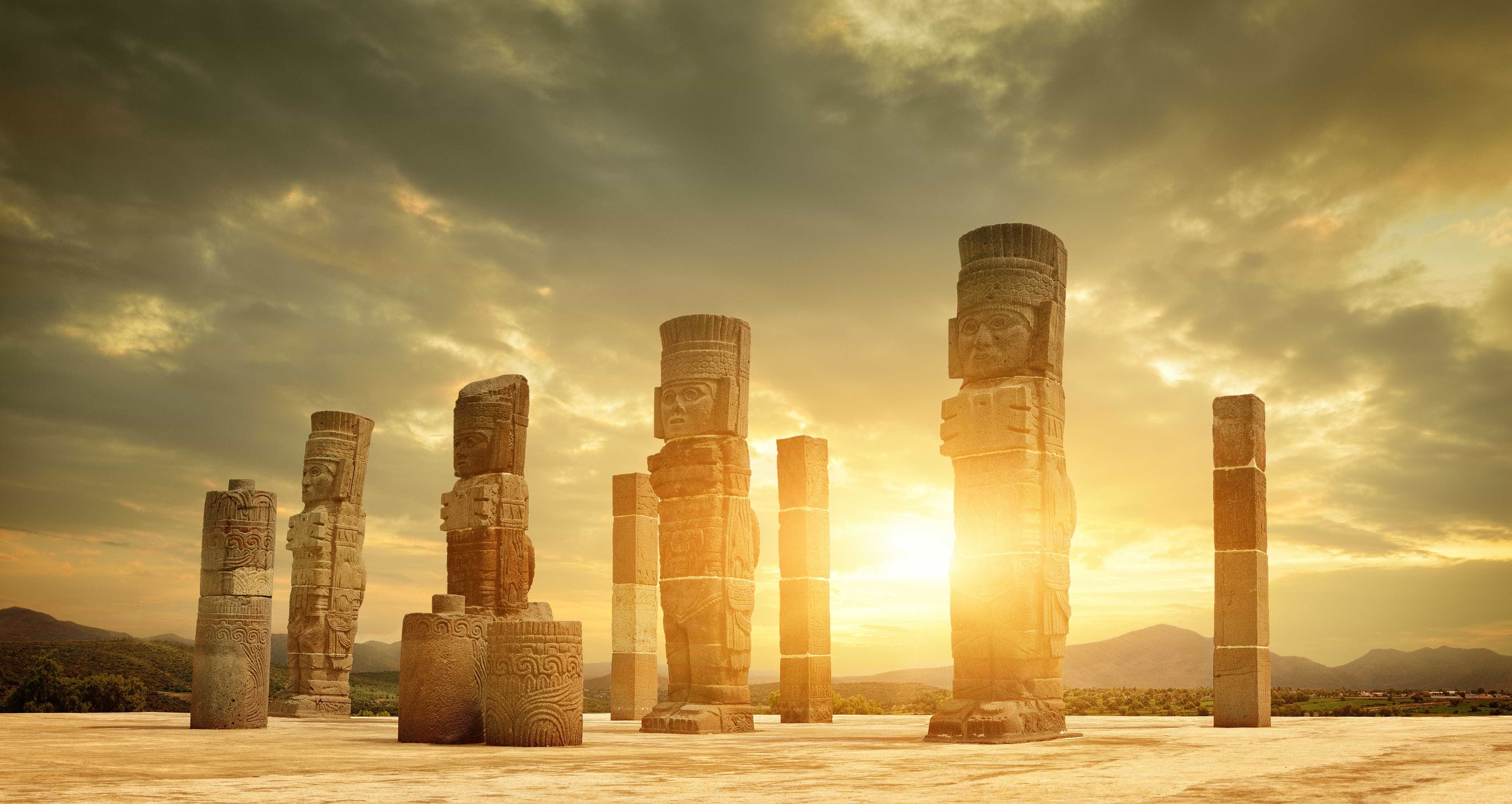 Toltecas: os mistérios e a sabedoria de uma antiga civilização