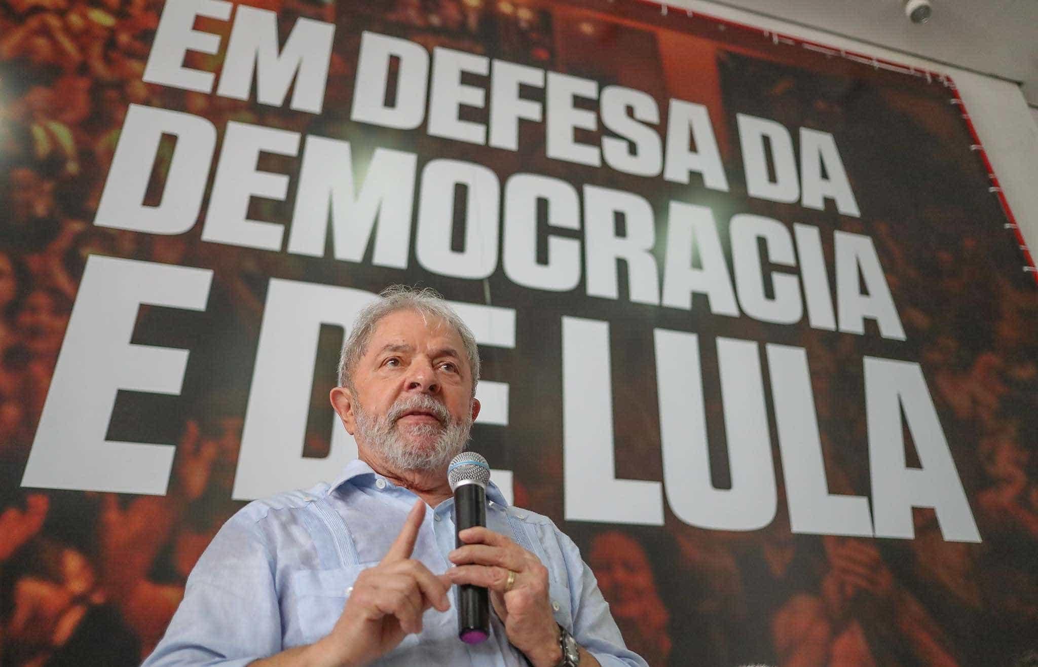 Defesa de Lula teme julgamento do caso triplex sem aviso prévio