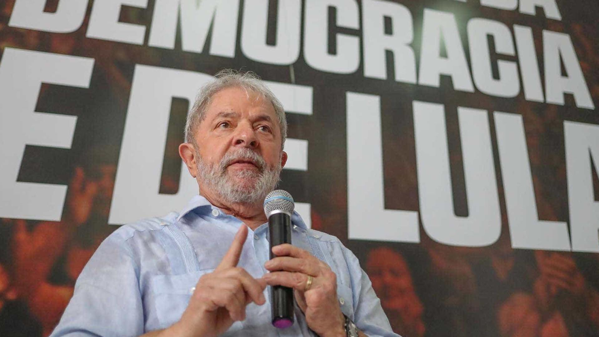 PT toma providências contra possibilidade de Lula ser transferido