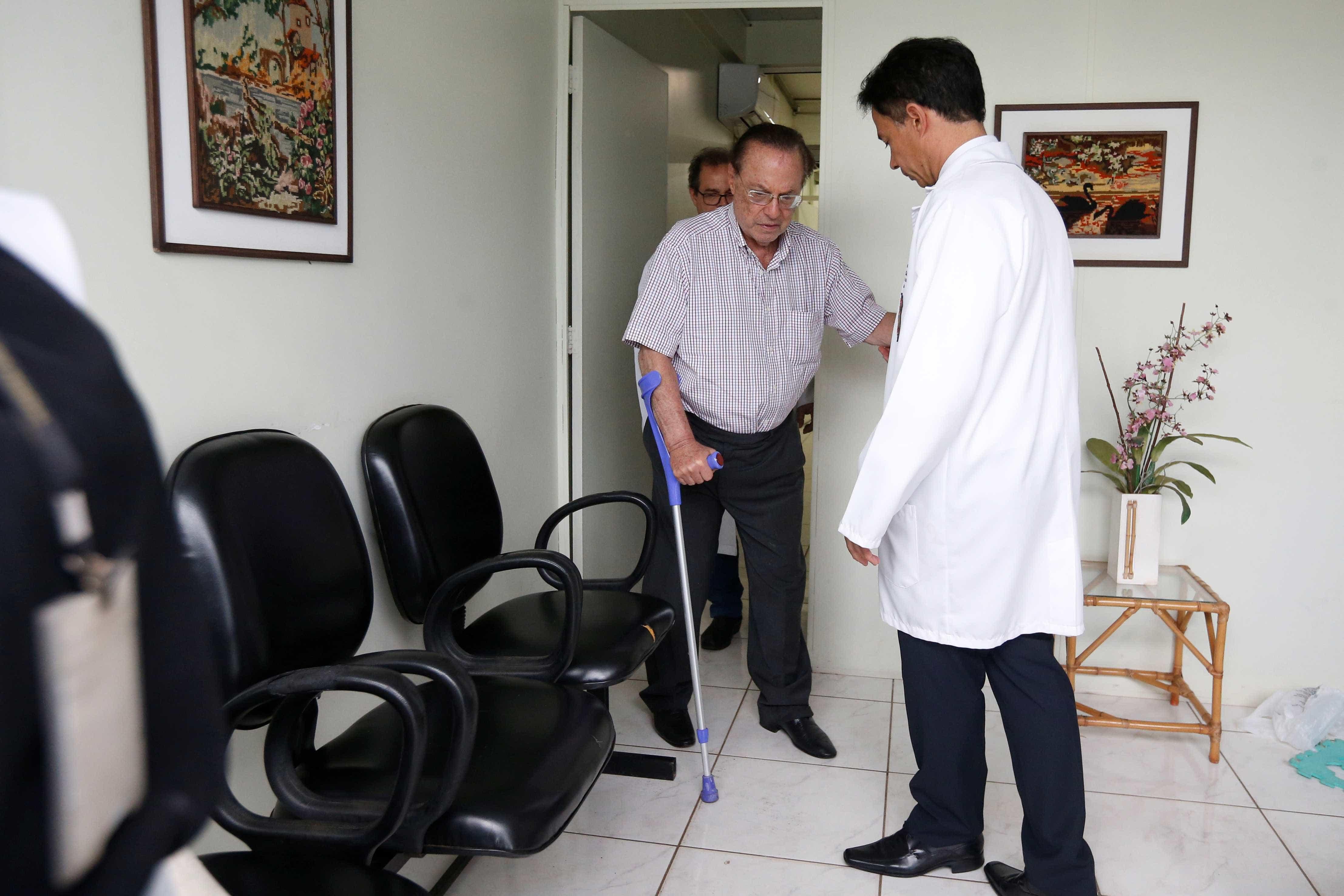 PGR pede rejeição de habeas corpus a Paulo Maluf