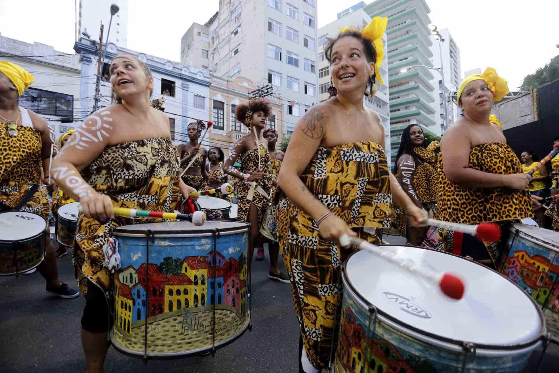 Segunda de carnaval tem atrações para todos os públicos em Salvador
