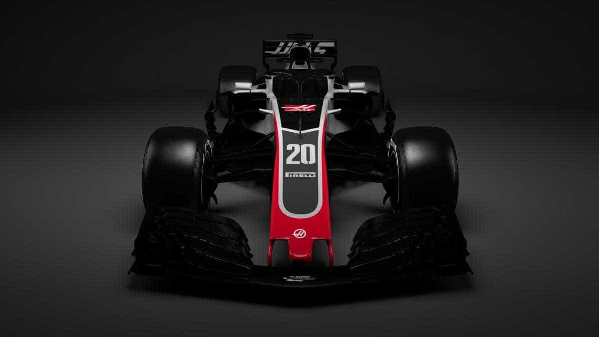 De surpresa, Haas é 1ª equipe a apresentar carro para a F1