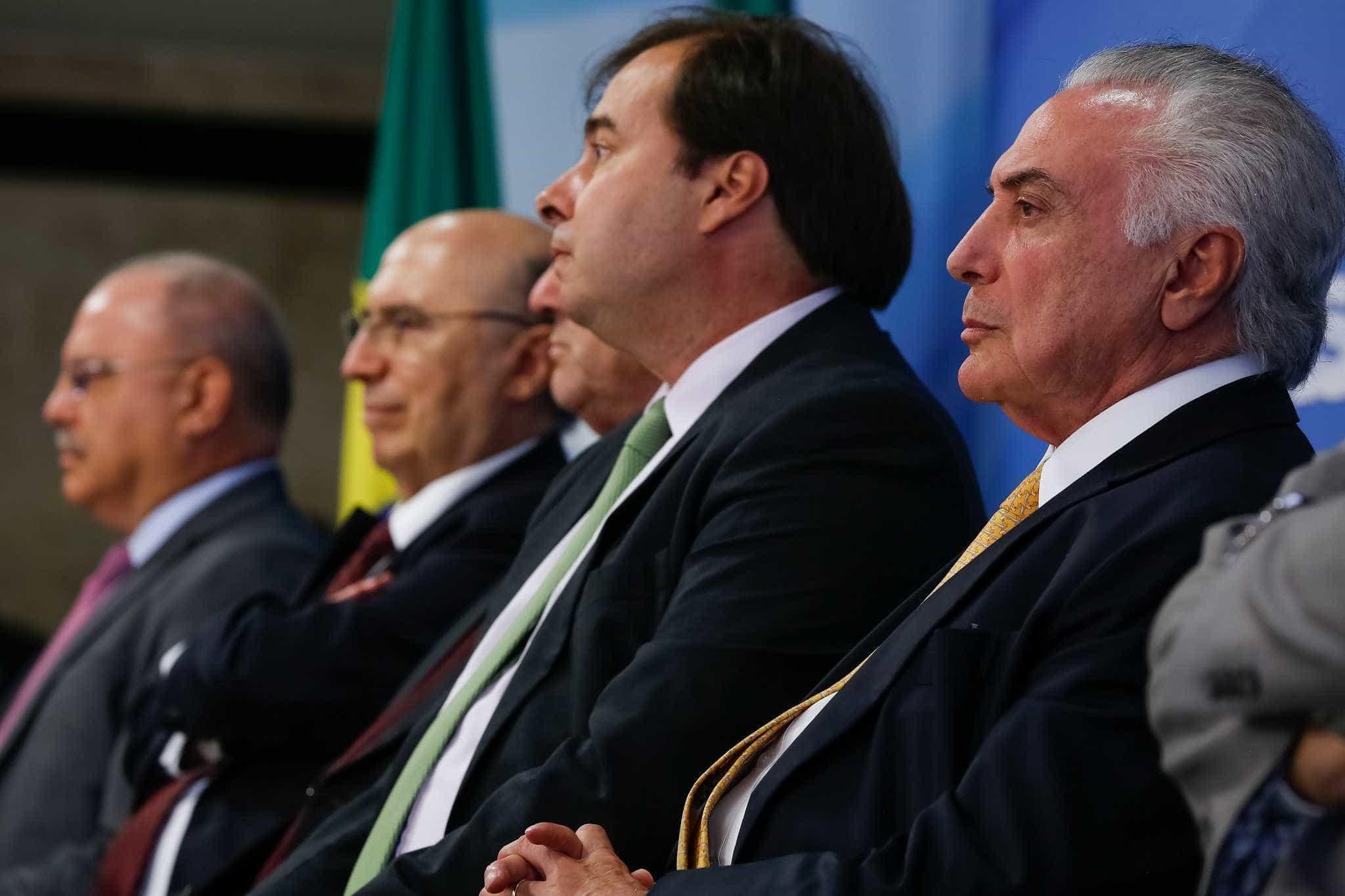 Intervenção no Rio impedirá votação de PEC de segurança pública