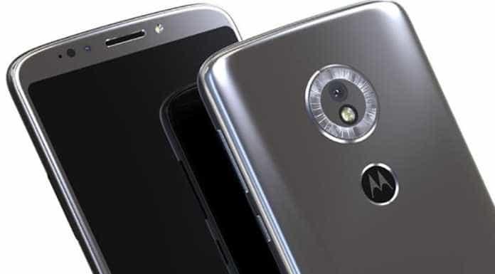 Vazamento de informações revela detalhes sobre o novo Moto G6