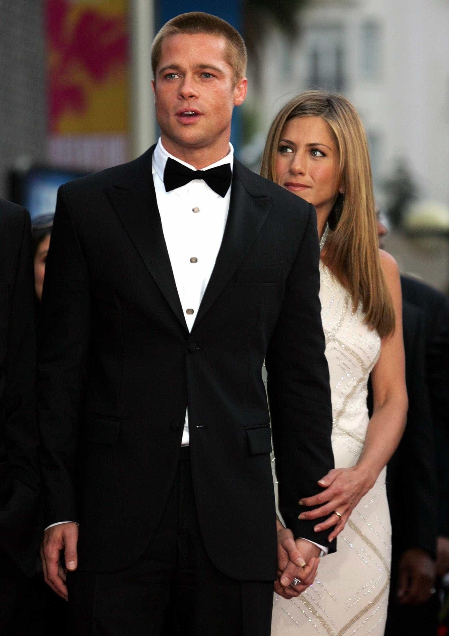 Jennifer Aniston e Brad Pitt estão se reconciliando, diz revista