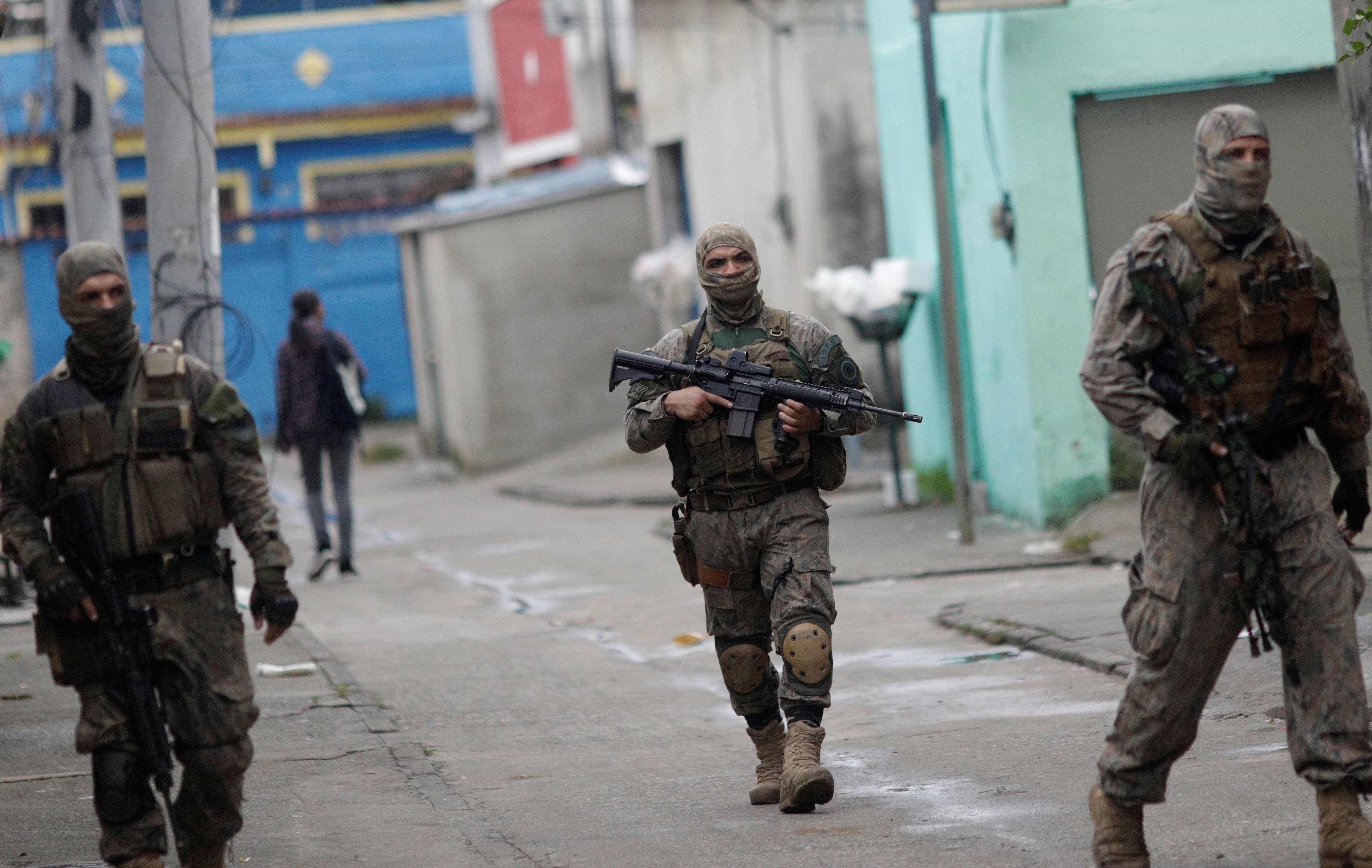 Intervenção federal no Rio cria 'QG da compra' para gastar R$ 1 bilhão