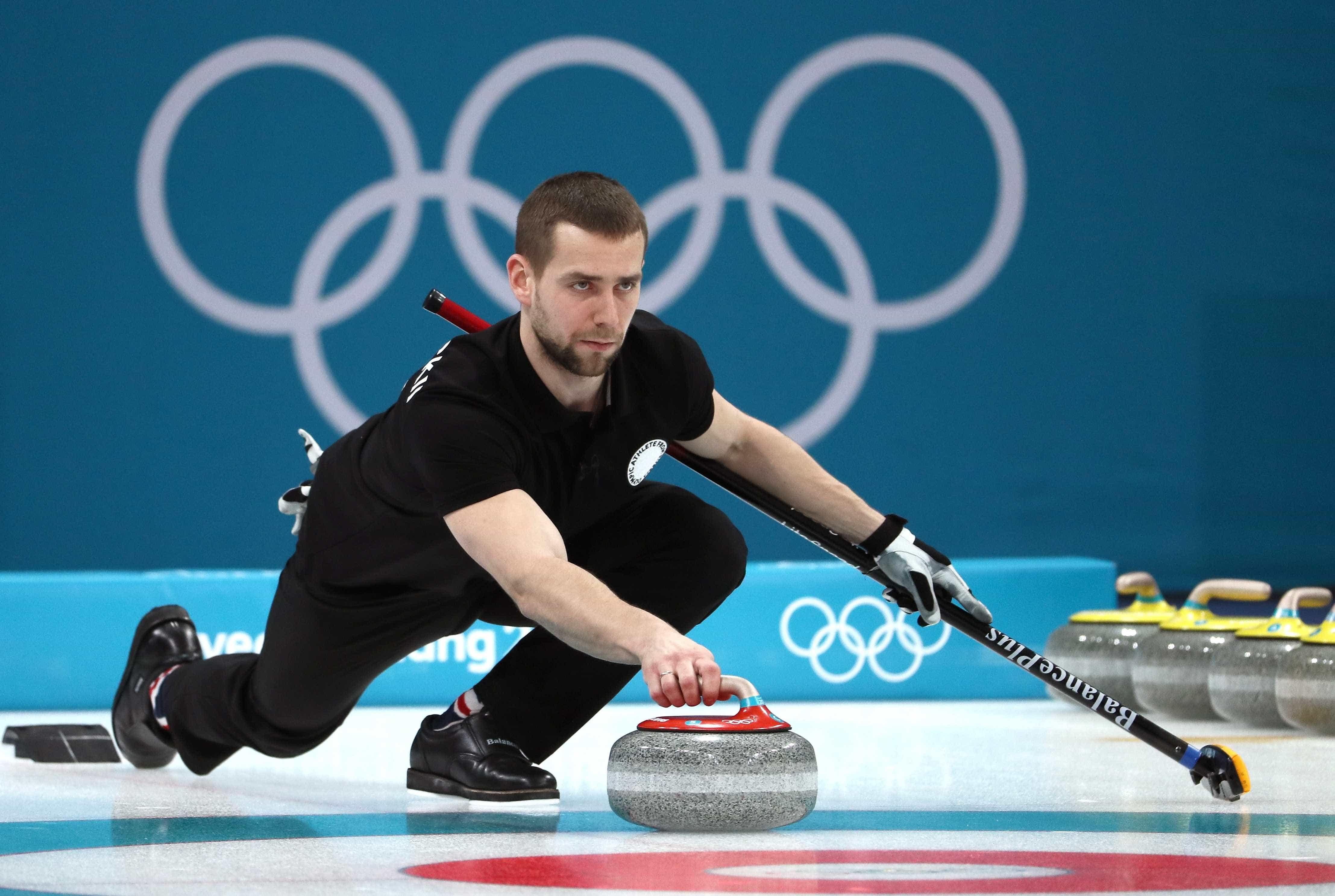 CAS confirma doping de medalhista olímpico russo do curling