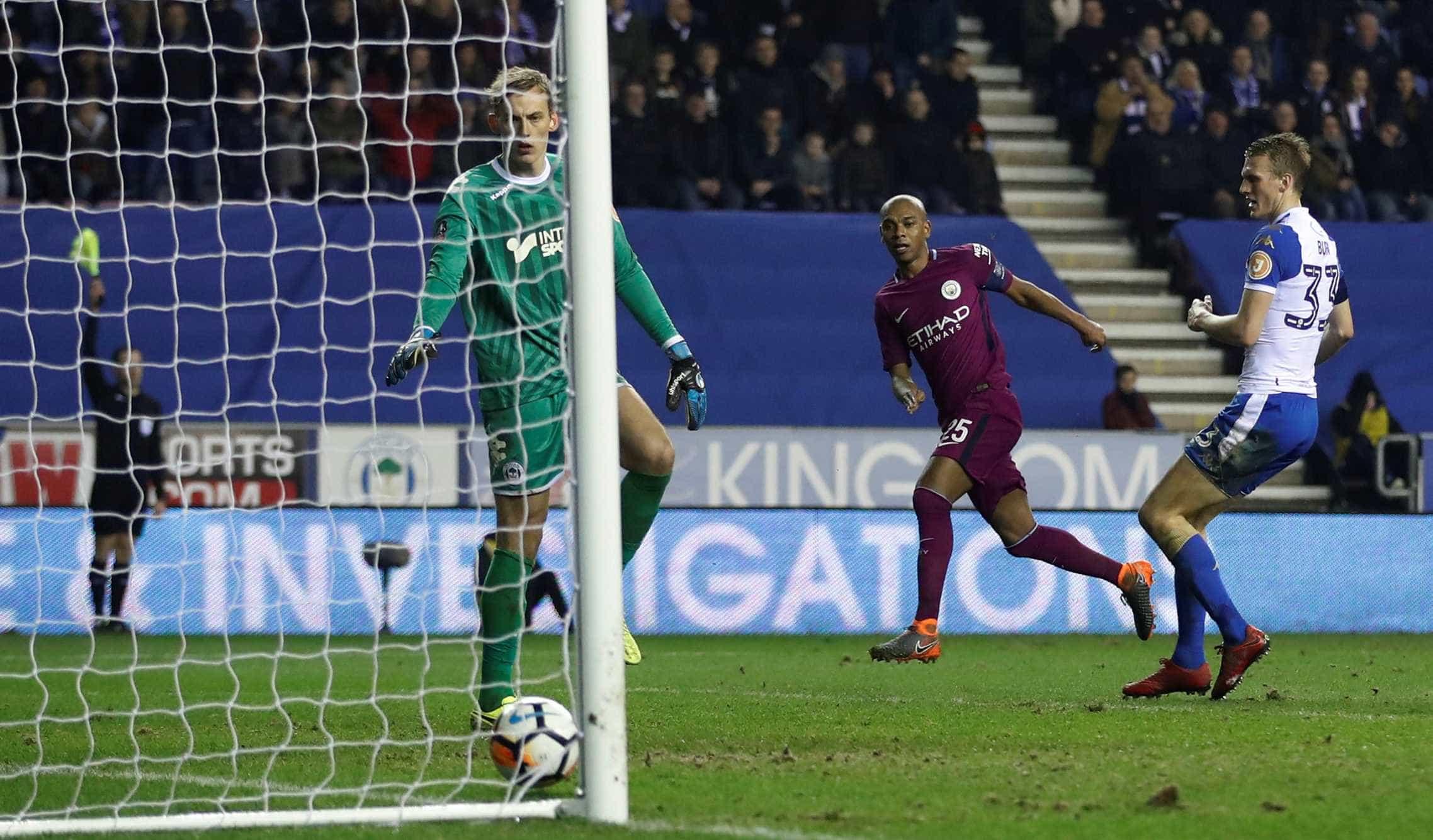Febre da Euro-2016 elimina Manchester City da Copa da Inglaterra