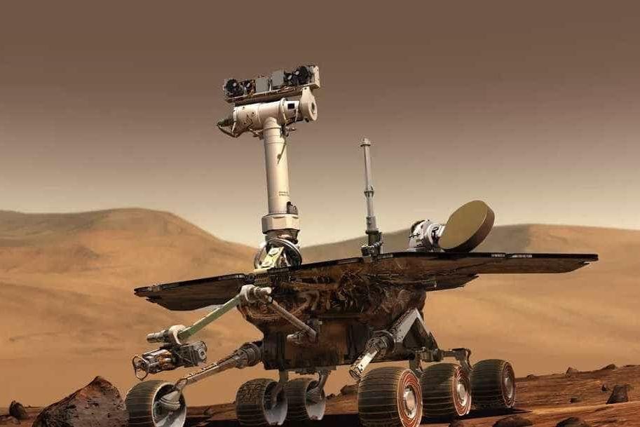 Nasa quer enviar rovers mais inteligentes para Marte