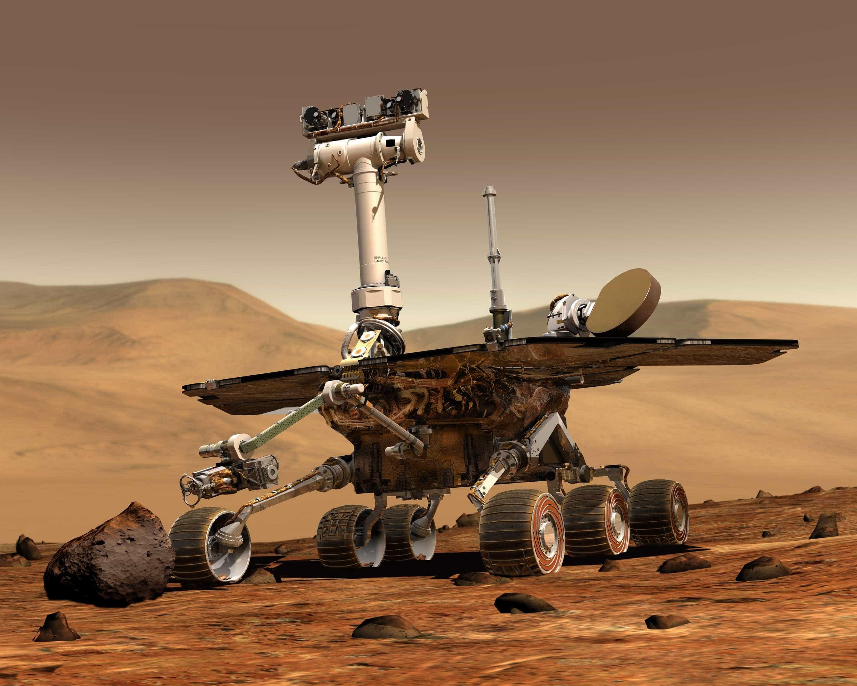 Tempestade de poeira em Marte cria situação tensa para rover da NASA