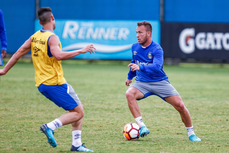 Grêmio define destino do volante Arthur; saiba mais