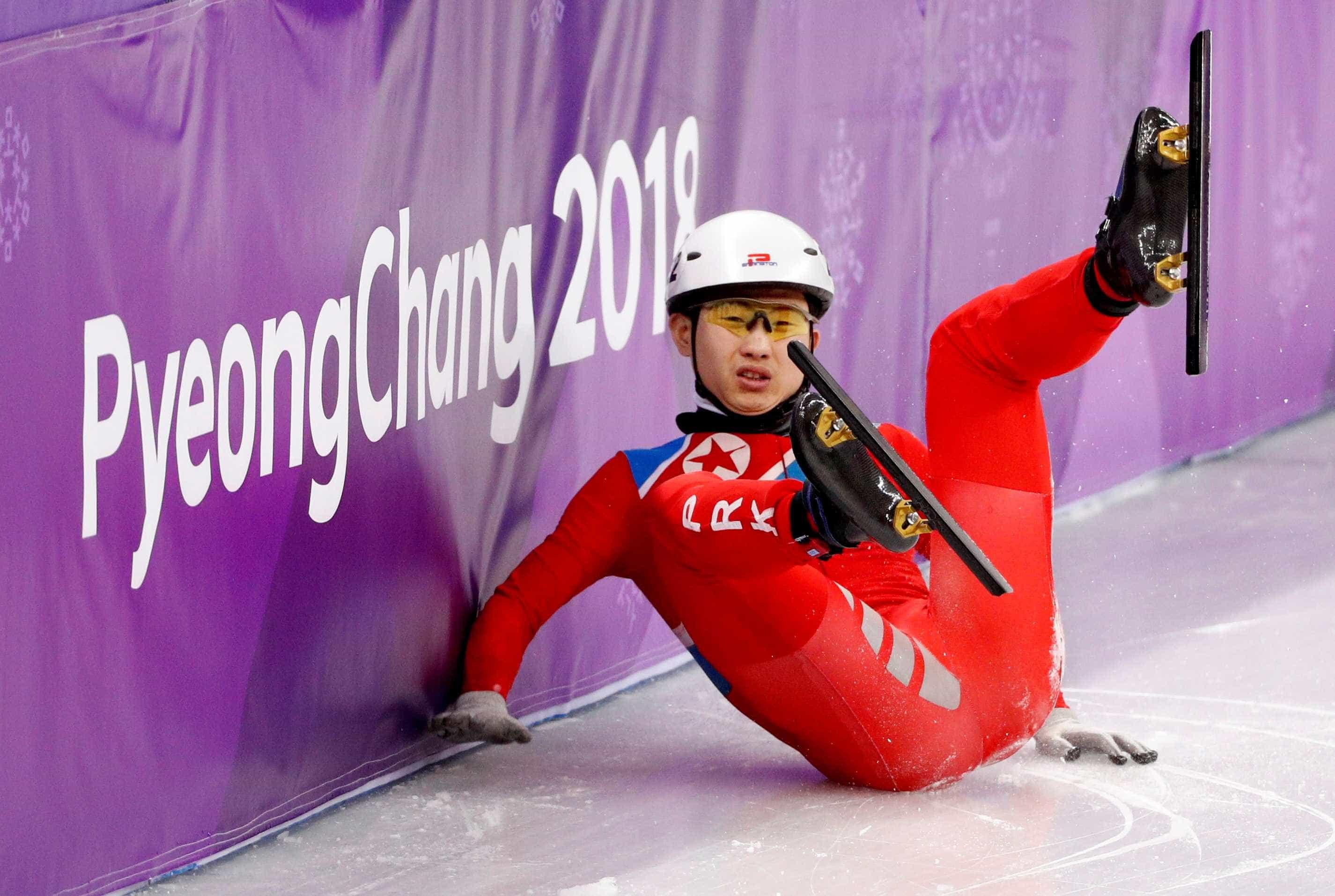 Equipe unificada da Coreia termina Jogos de Inverno sem vencer