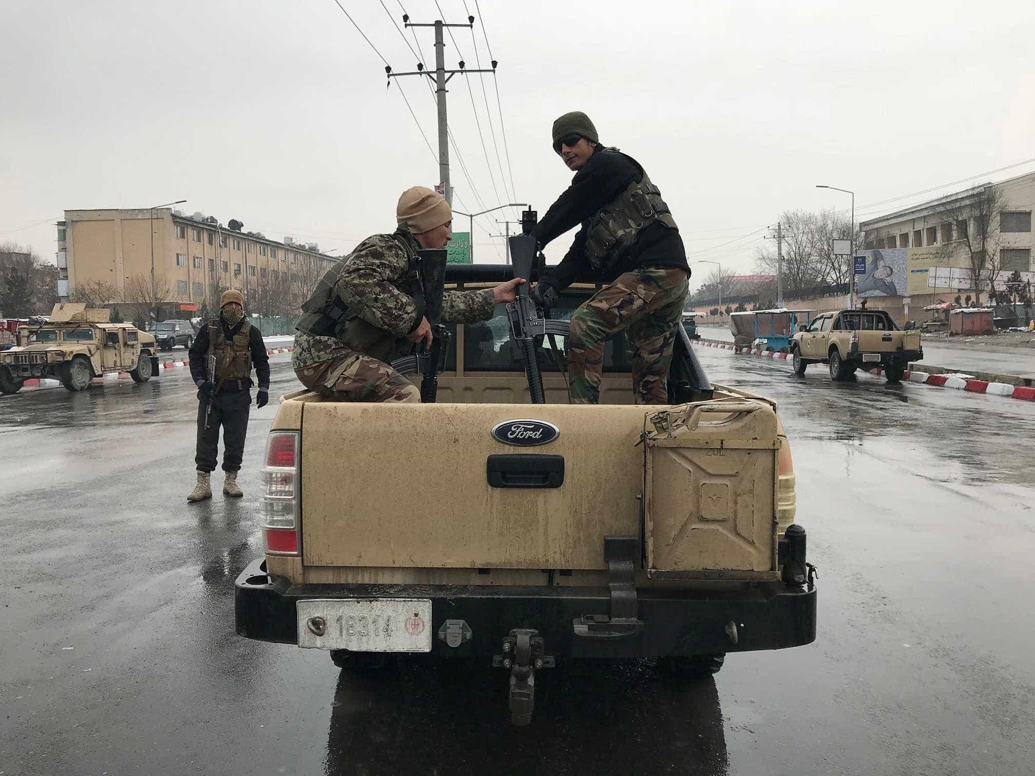 Humans Right Watch acusa Afeganistão de matar civis