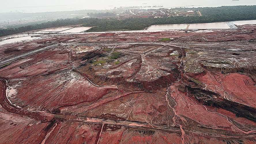 Laudo técnico confirma vazamento de rejeitos de mineradora no PA