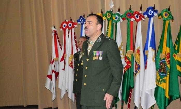 Secretário de Segurança do Rio poderá ser general do Exército