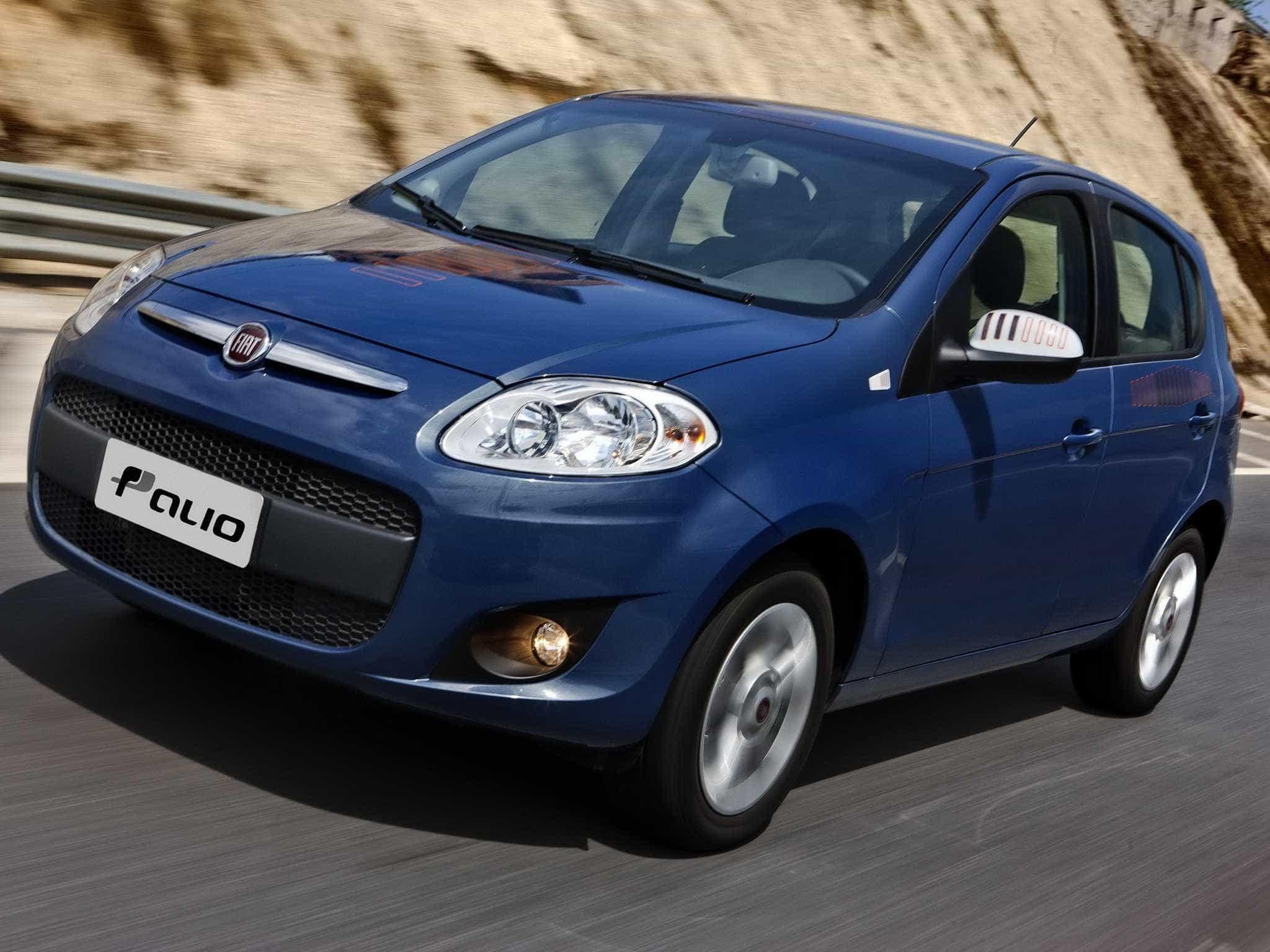 Fiat deixa de produzir Palio e Punto no Brasil