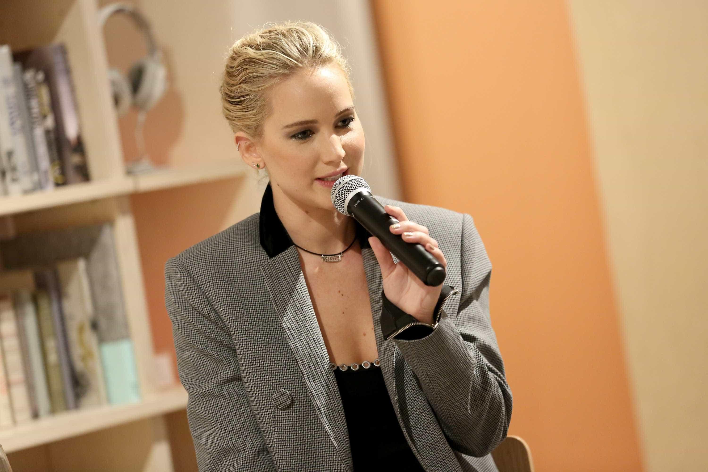 Jennifer Lawrence fará série sobre movimentos feministas em Hollywood