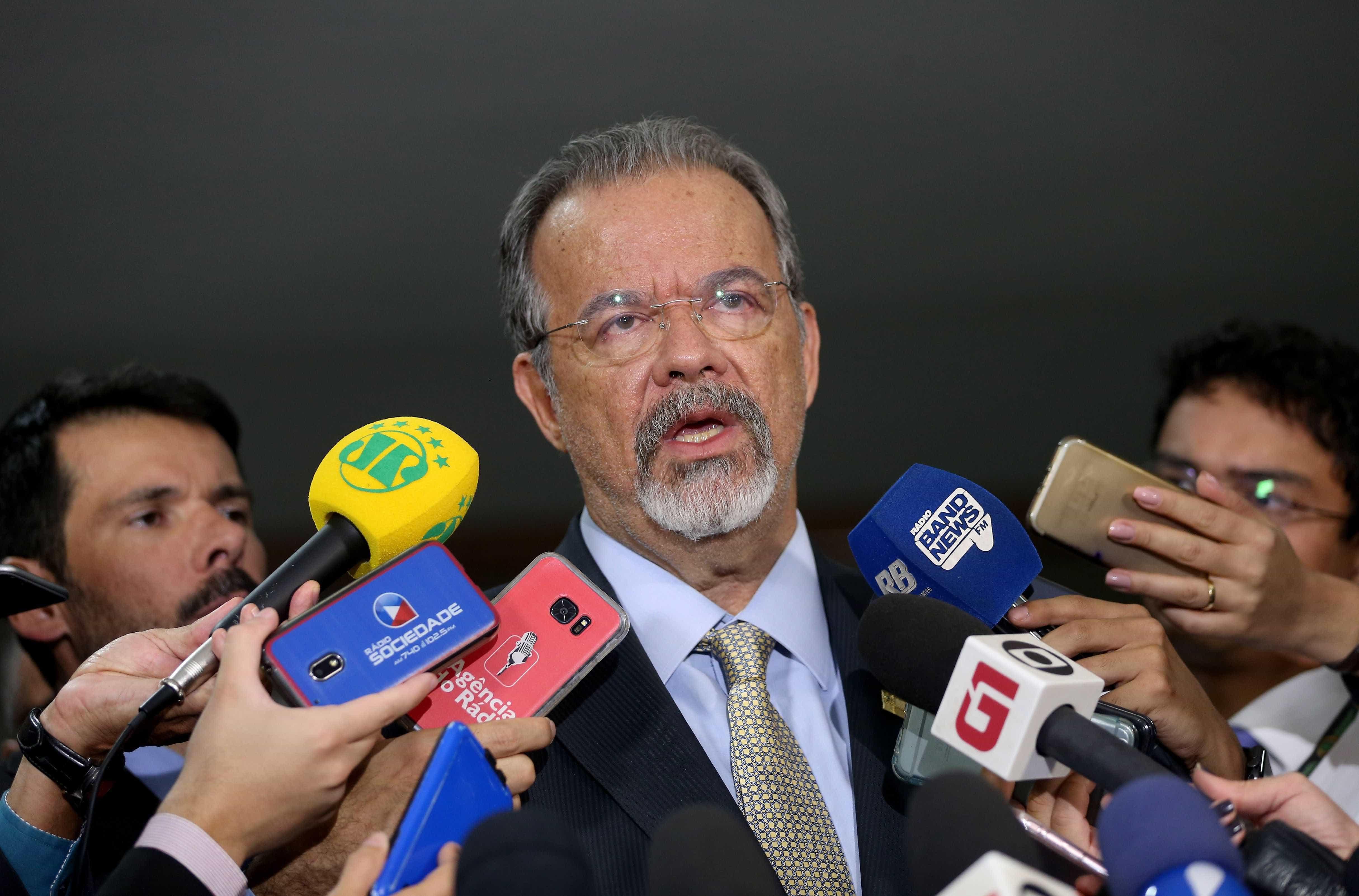 Fuga: Jungmann diz que Battisti já pode estar fora do Brasil