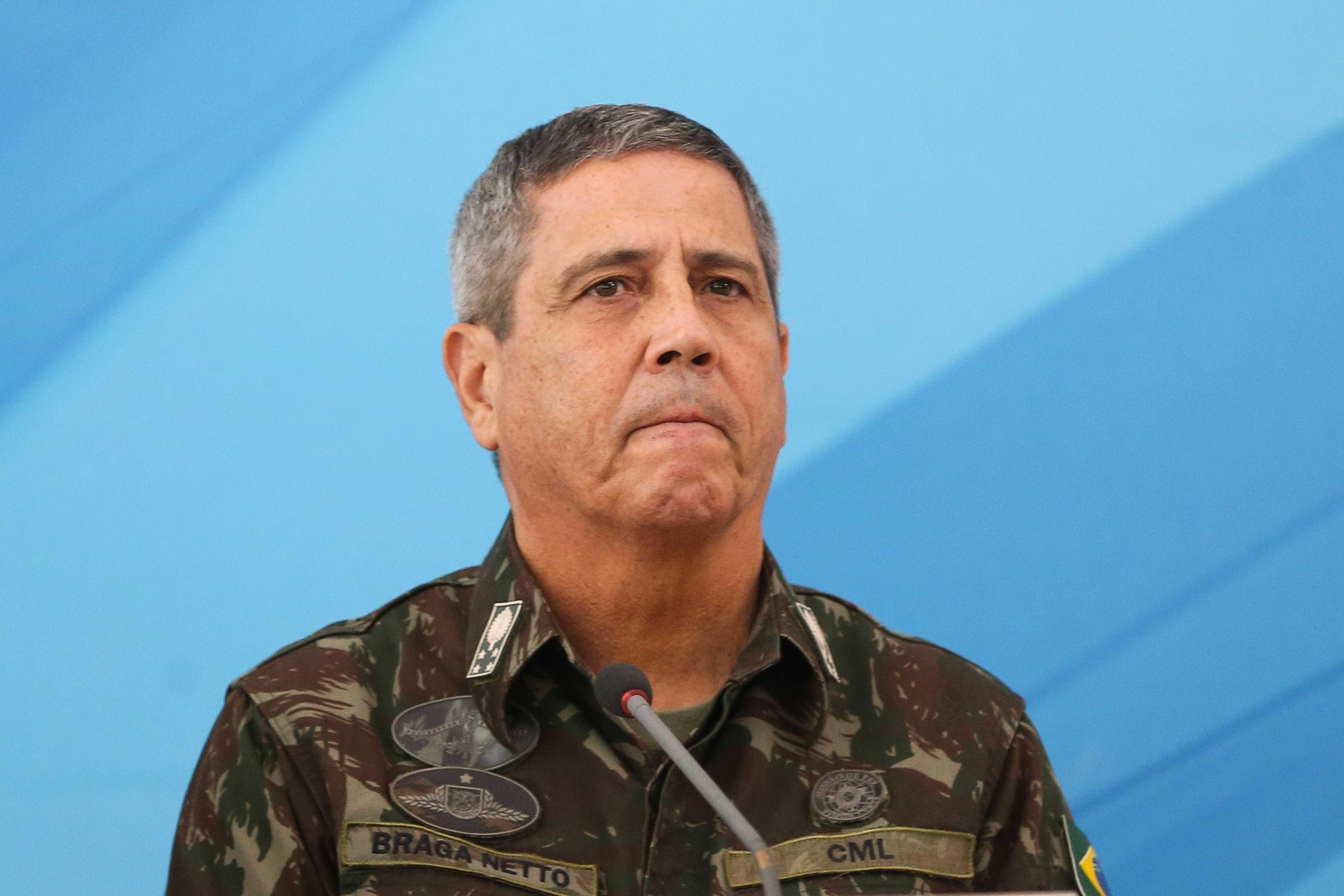 'Rio é um laboratório para o Brasil', diz interventor